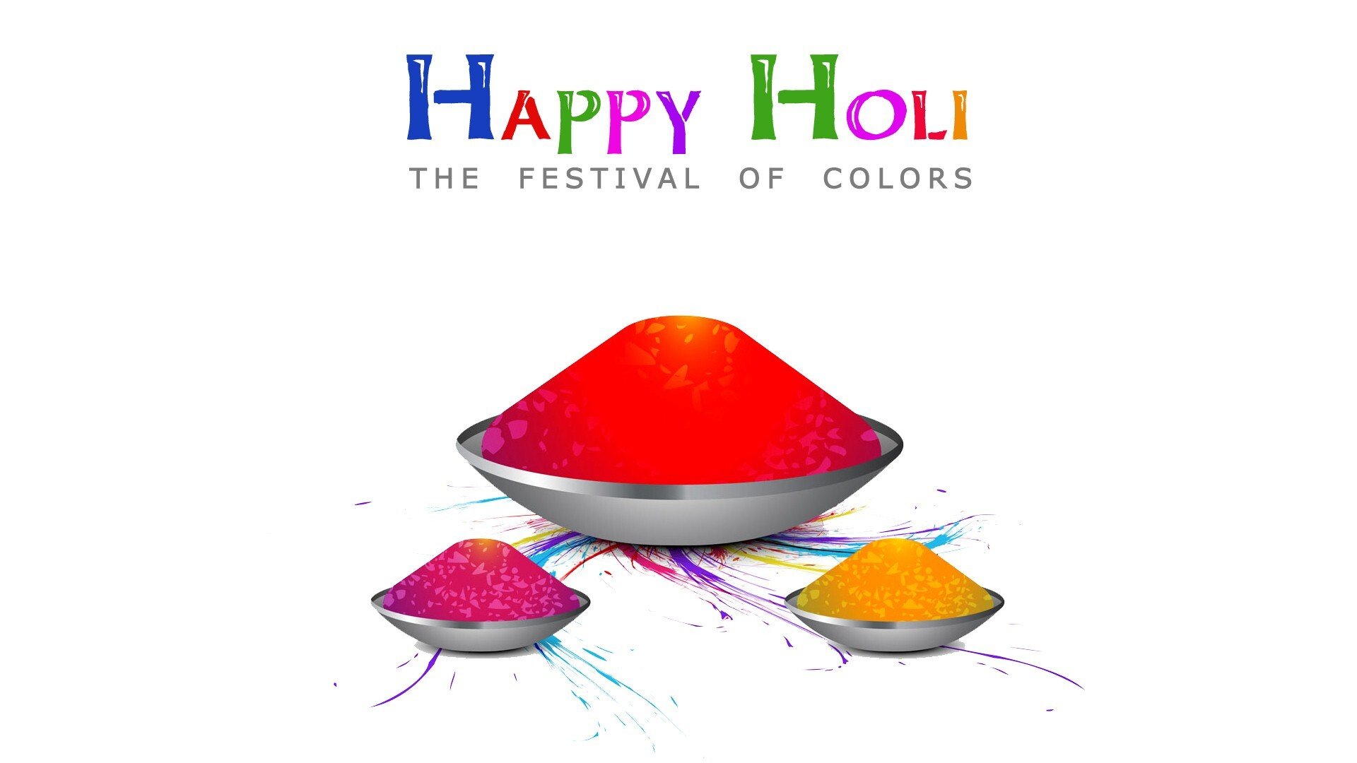beautiful happy holi hd wallpaper background | hd wallpapers