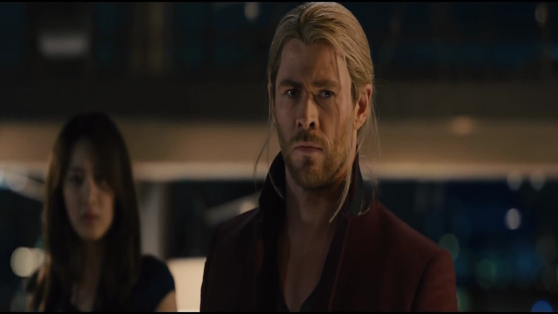 Chris Hemsworth As Thor In New Hollywood Movie The Avengers Hd