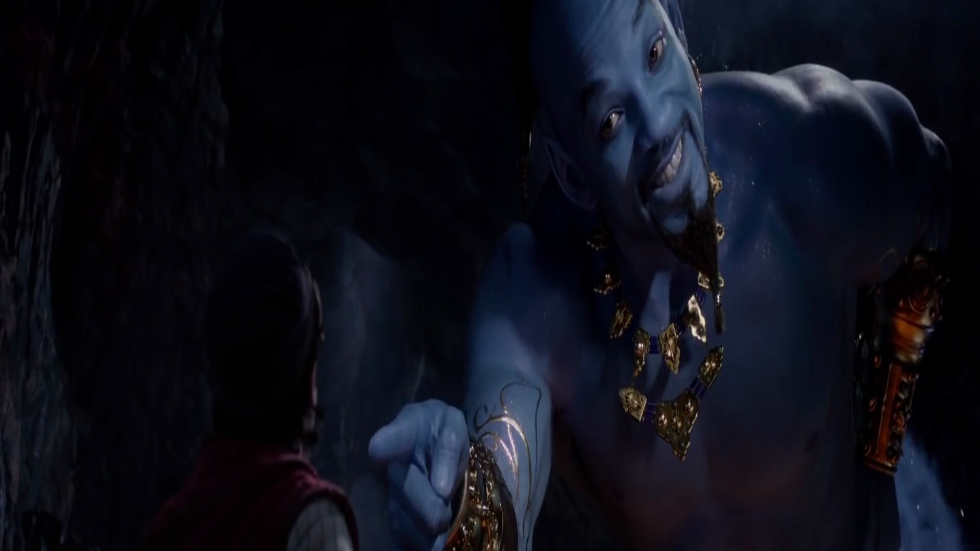 Will Smith As Genie In 2019 Movie Aladdin Hd Wallpapers