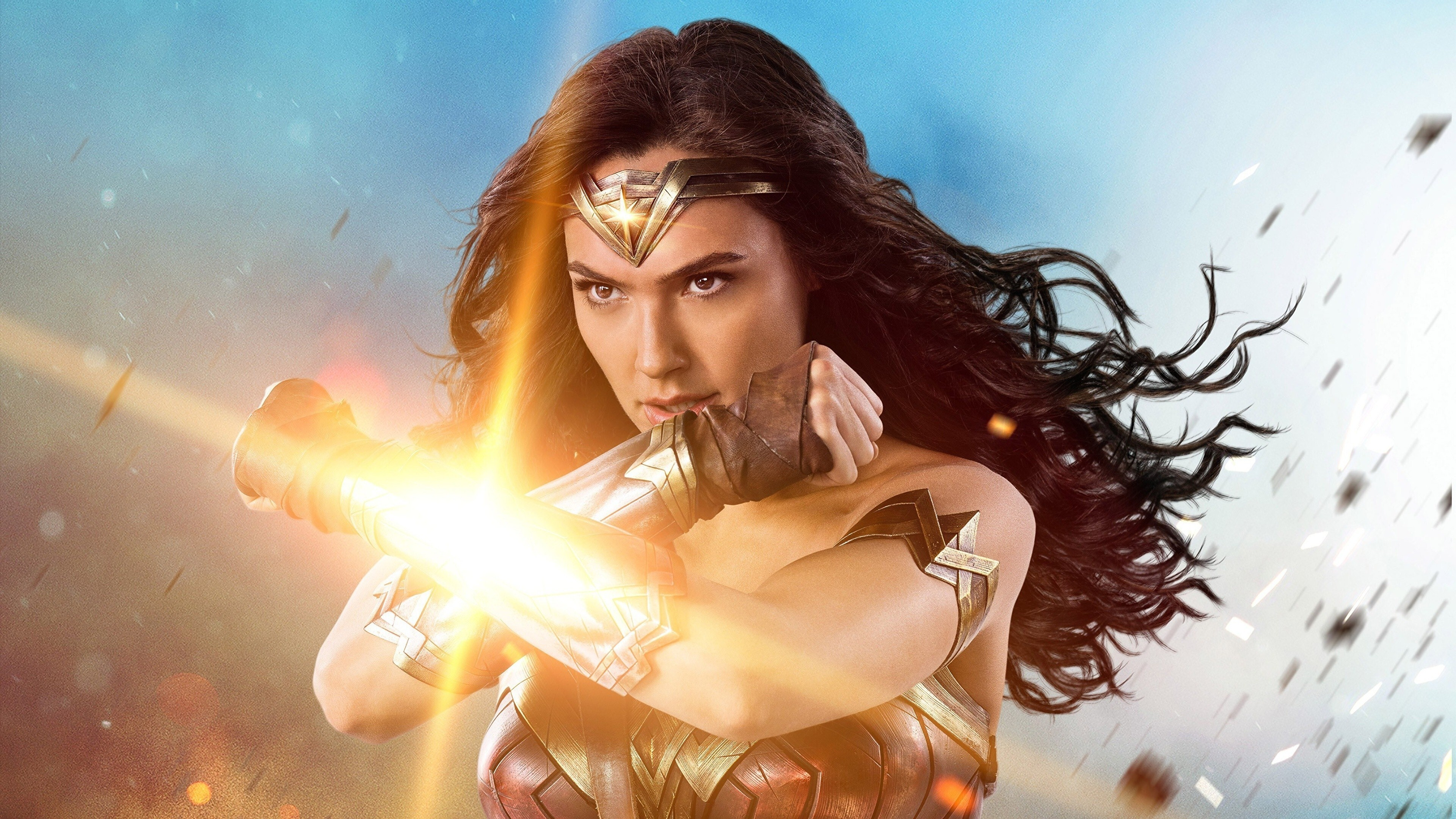 Wallpaper Wonder Woman 2017 Movies 6723: Wonder Woman 4K Wallpaper