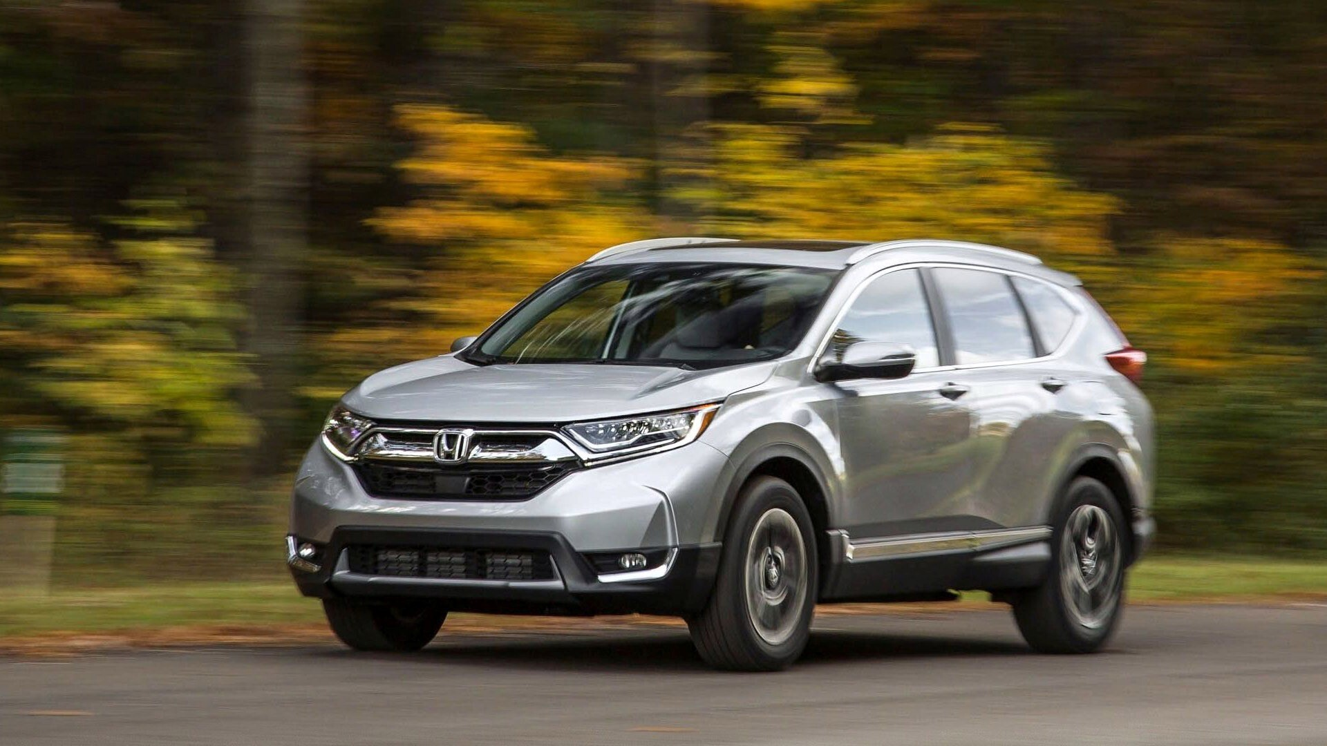 Honda CR V SUV Car