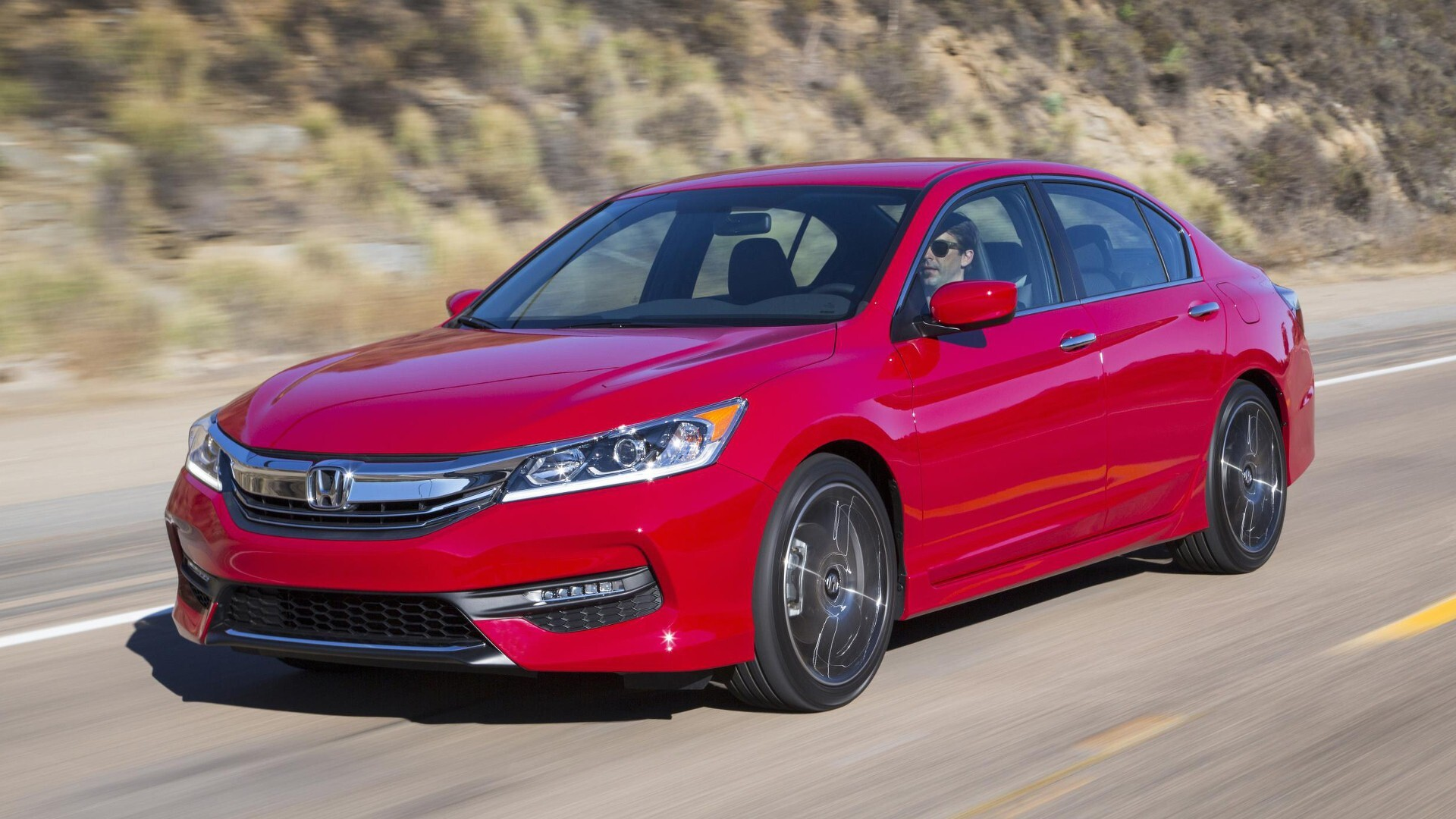 New Honda 2017 Accord Car Hd Photo Hd Wallpapers