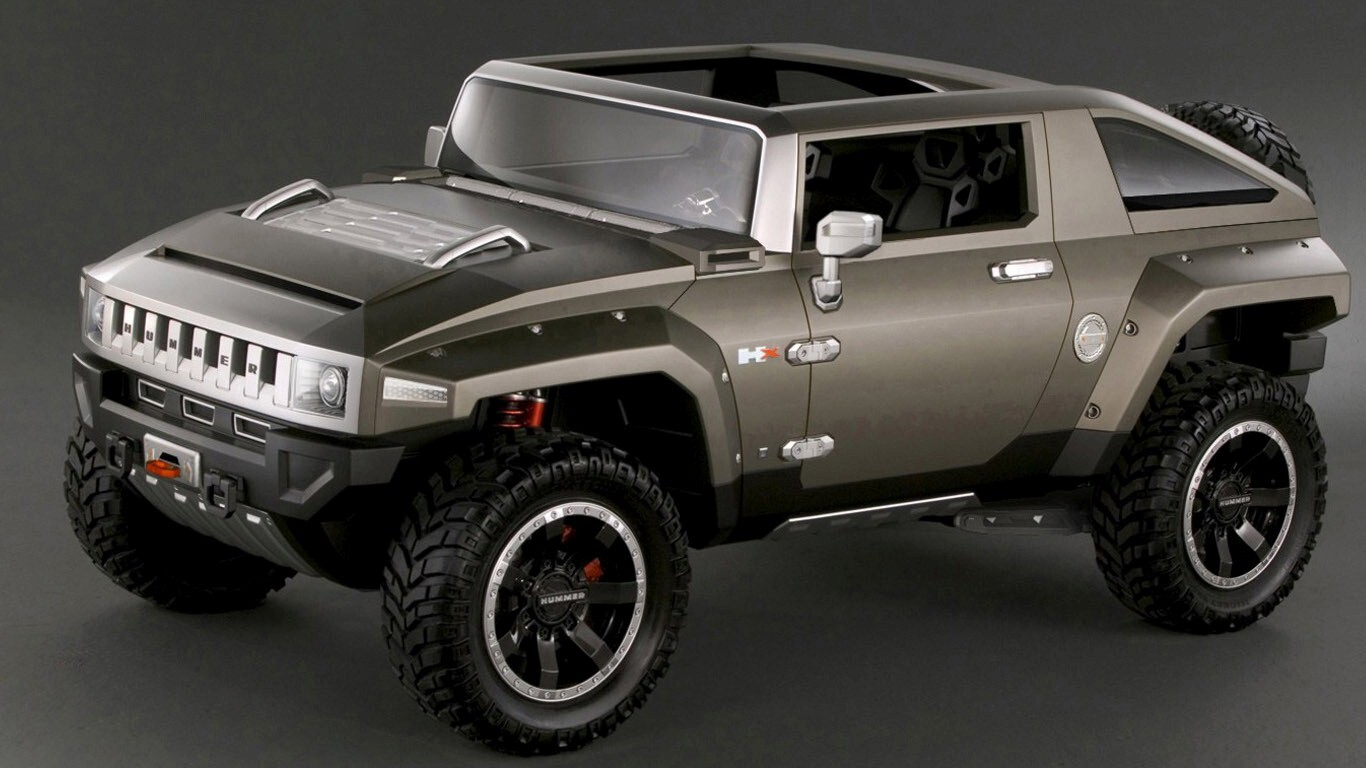 Latest 2018 Hummer H3 Car | HD Wallpapers