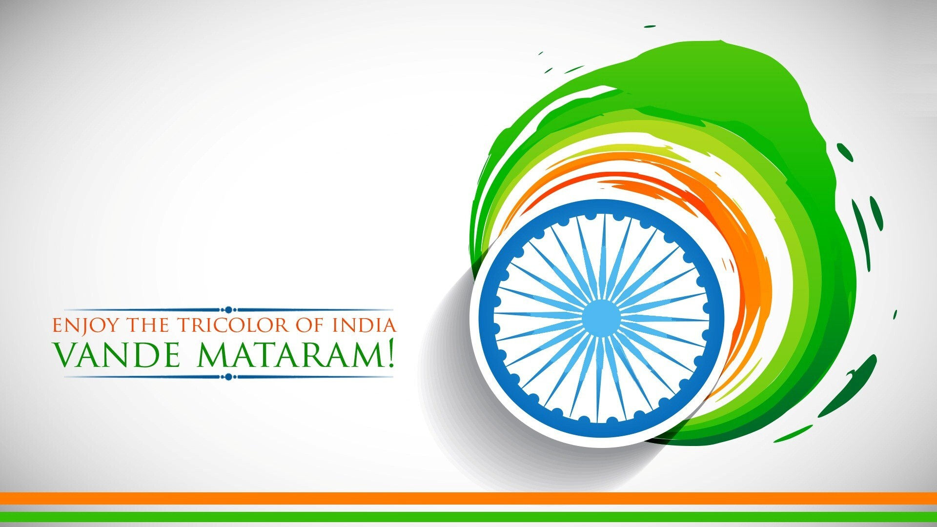 15th August Happy Independence Day Of India Wishes Wallpaper Hd