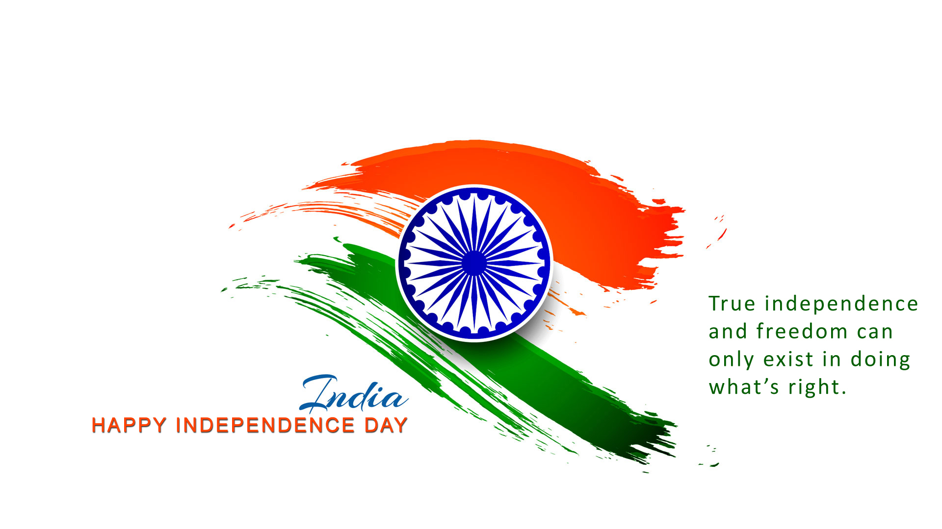 Day Happy Hd Indpeneence: Happy Independence Day Greetings HD Wallpaper