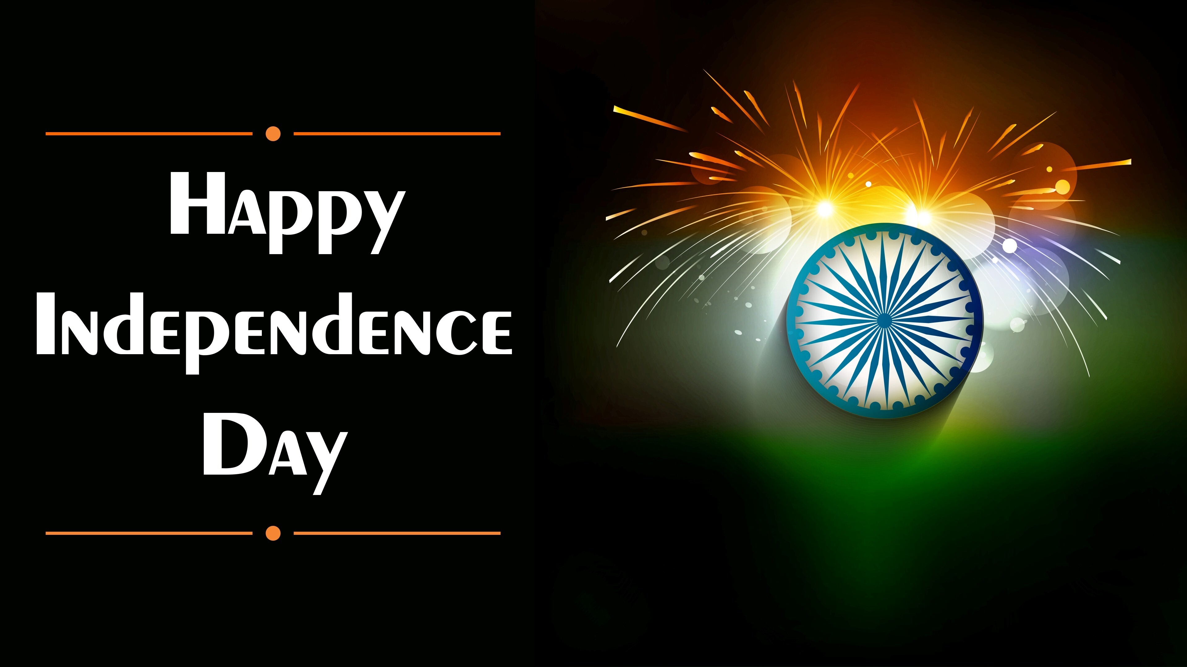 Happy Independence Day Of India Hd Desktop Wallpaper Background Hd