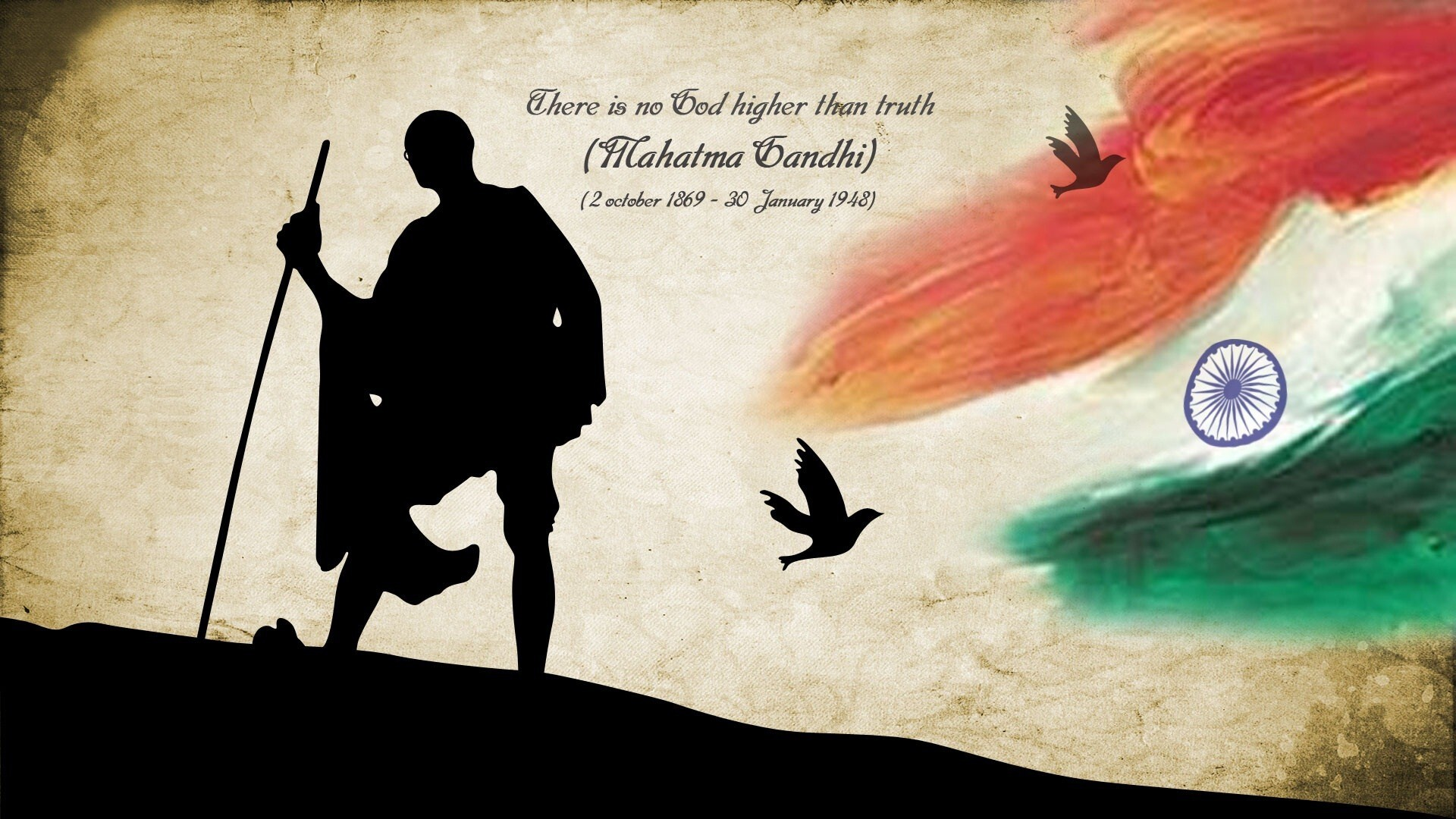 mahatma gandhi hd wallpapers images pictures photos download
