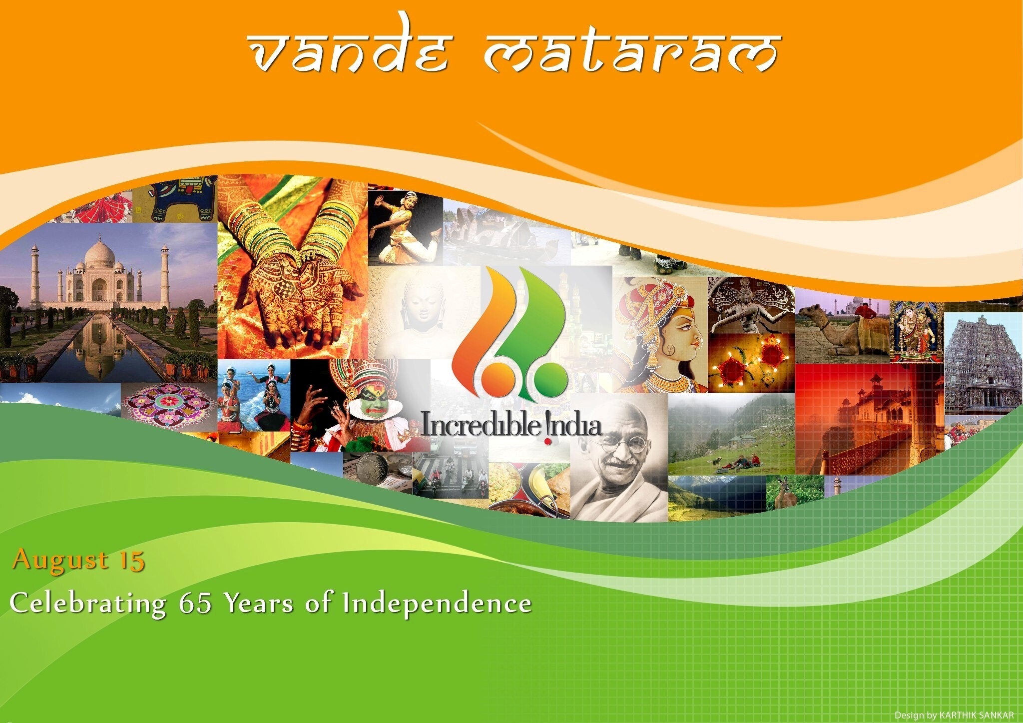 Indian Culture Celebrate 15th Aug Hd Wallpapers