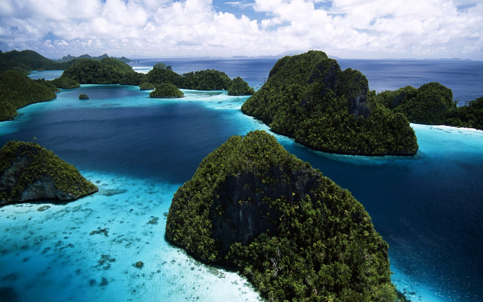 Raja Ampat Island Wallpaper HD Wallpapers