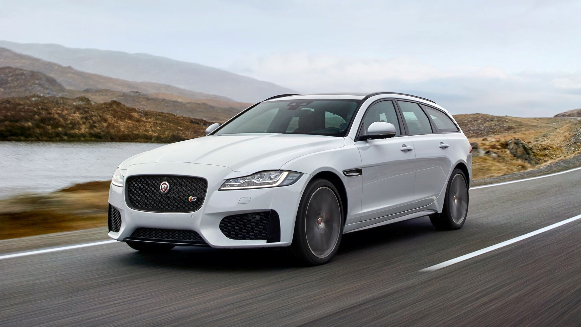 2018 Jaguar Xf Sportbrake Suv Car Hd Wallpapers