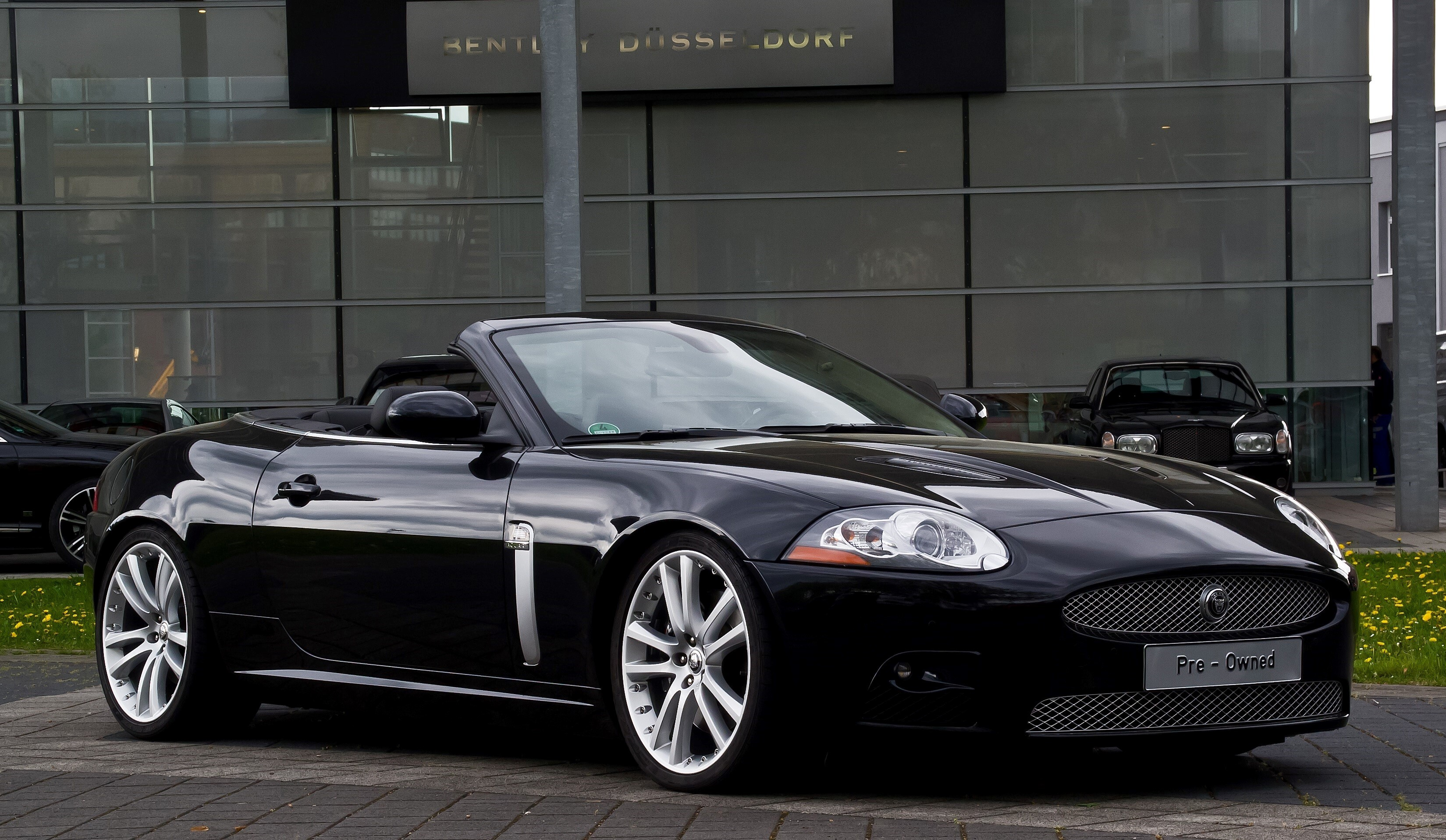 Black Jaguar Cars Images Black Cabriolet Jaguar