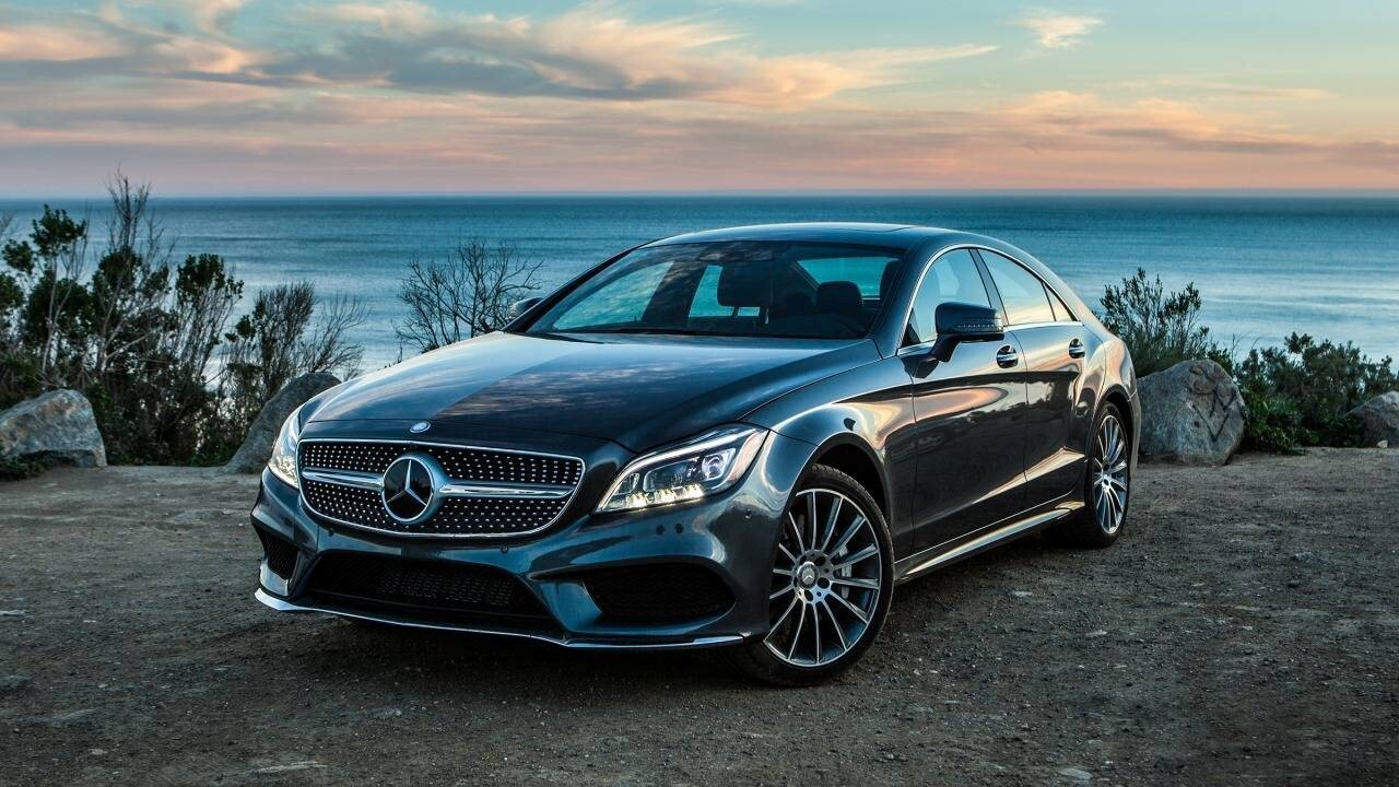 New 2018 Mercedes Benz CLS Class Car