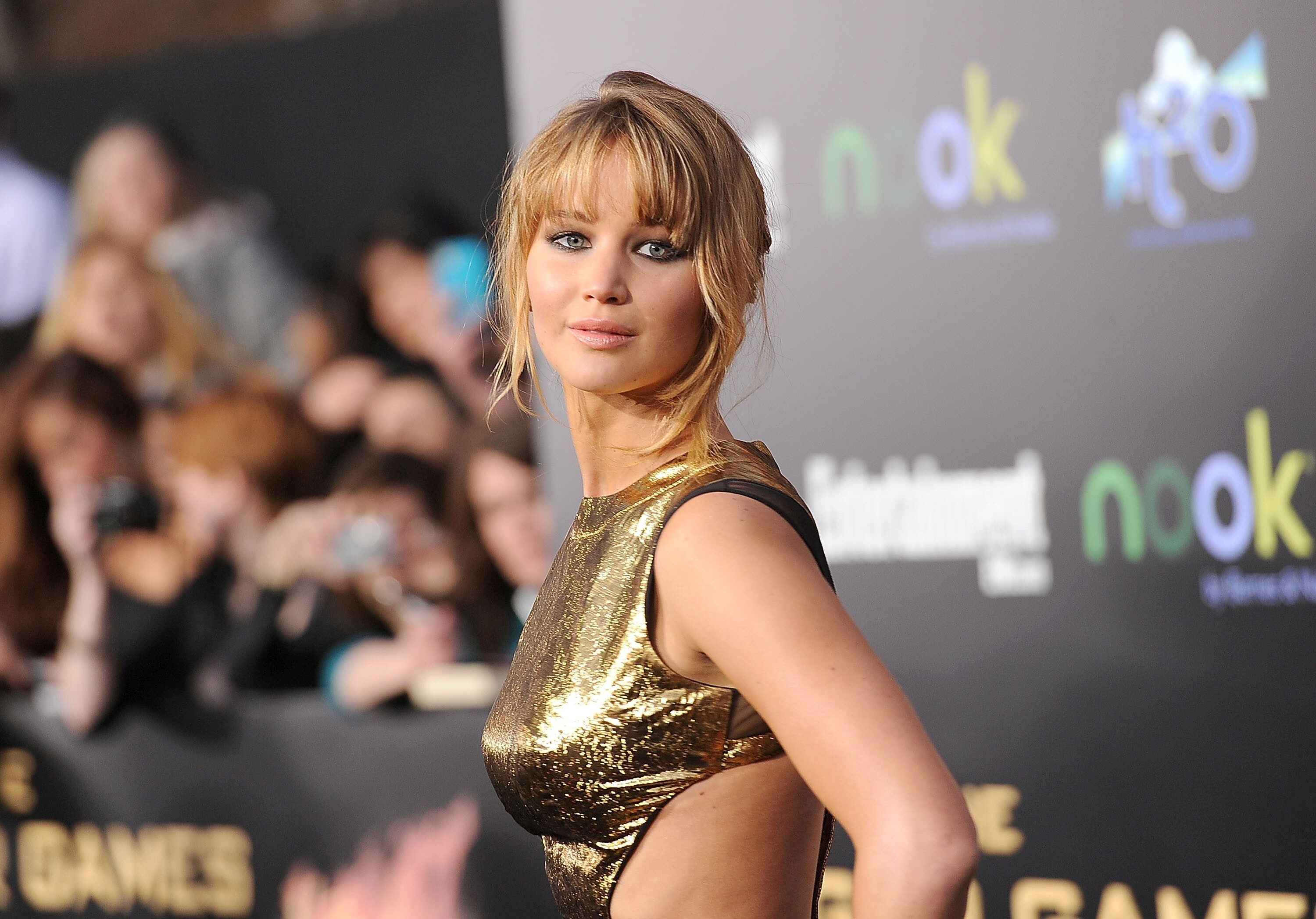 Hot Hollywood Actress Jennifer Lawrence Wallpapers Hd Wallpapers