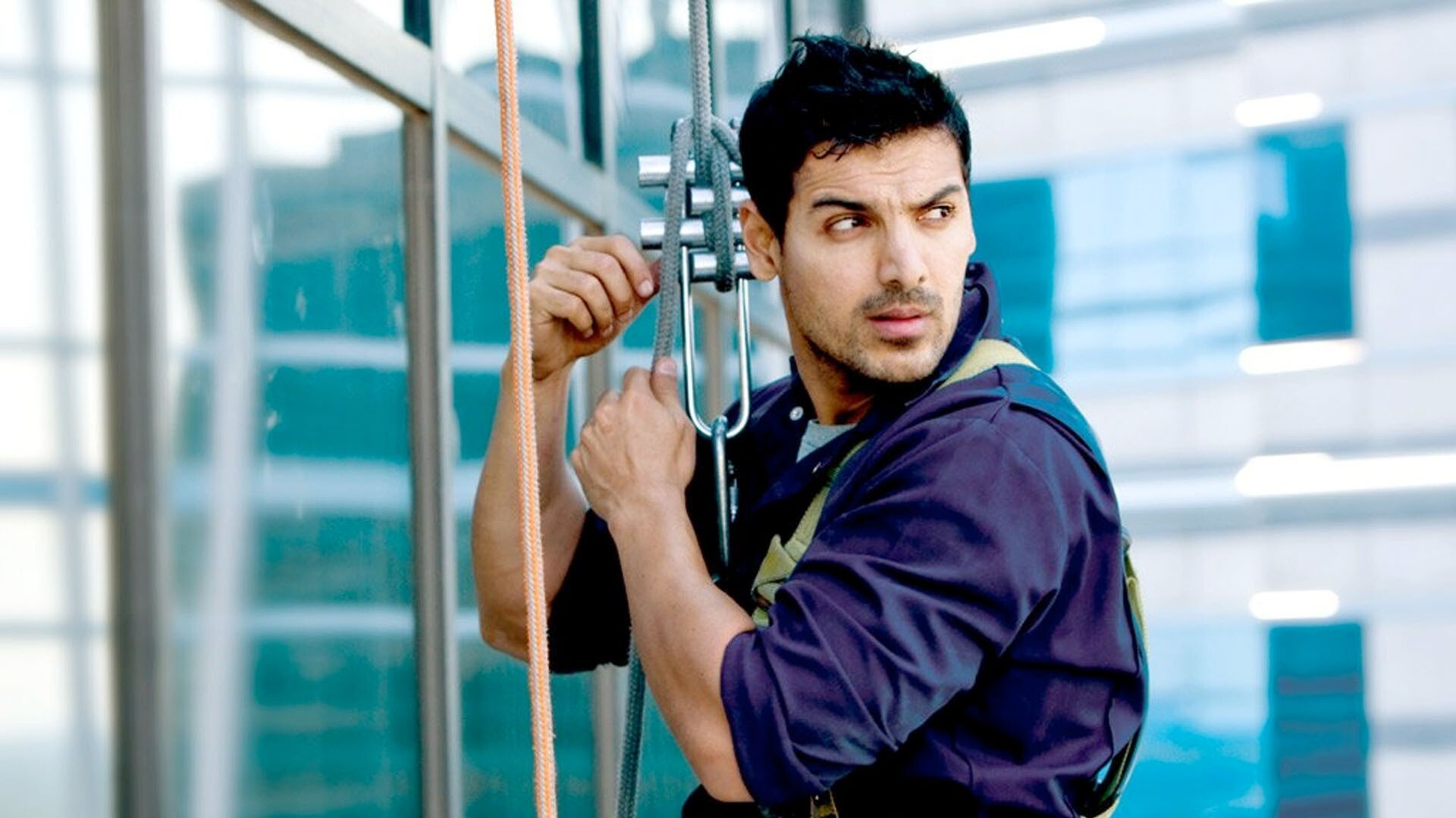 Sexy Look Of John Abraham Hd Wallpapers