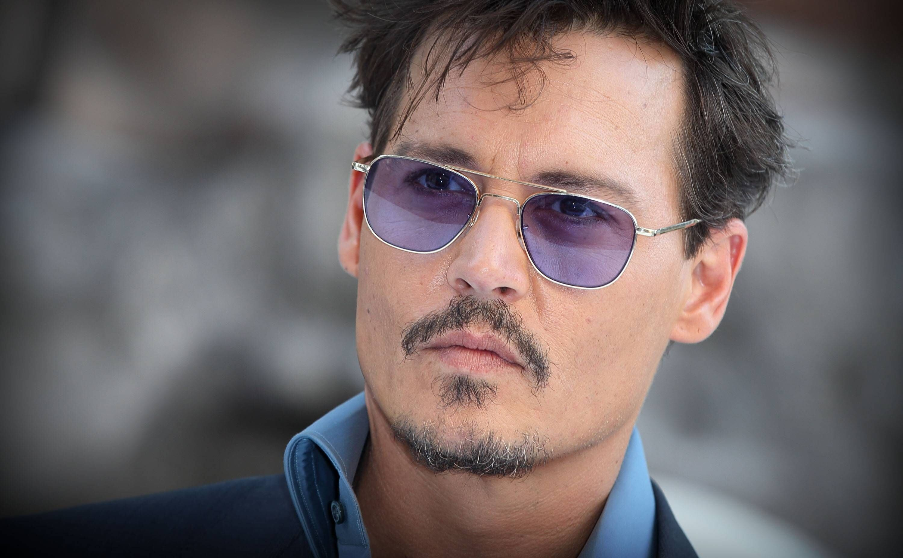 Handsome Actor Johnny Depp