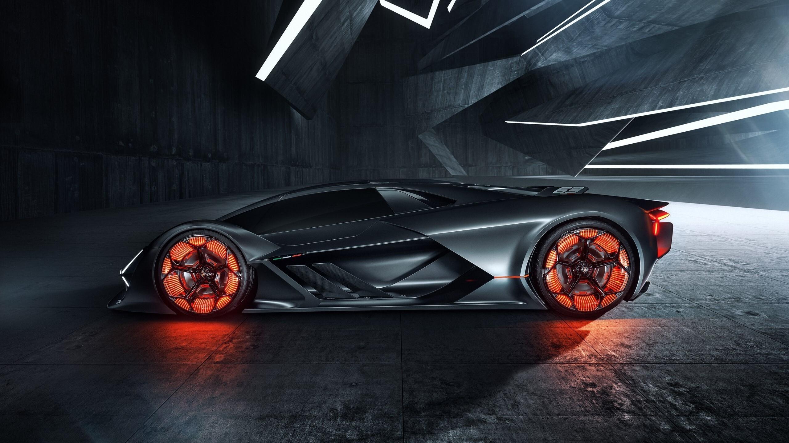2019 Lamborghini Terzo Millennio Car Hd Wallpapers