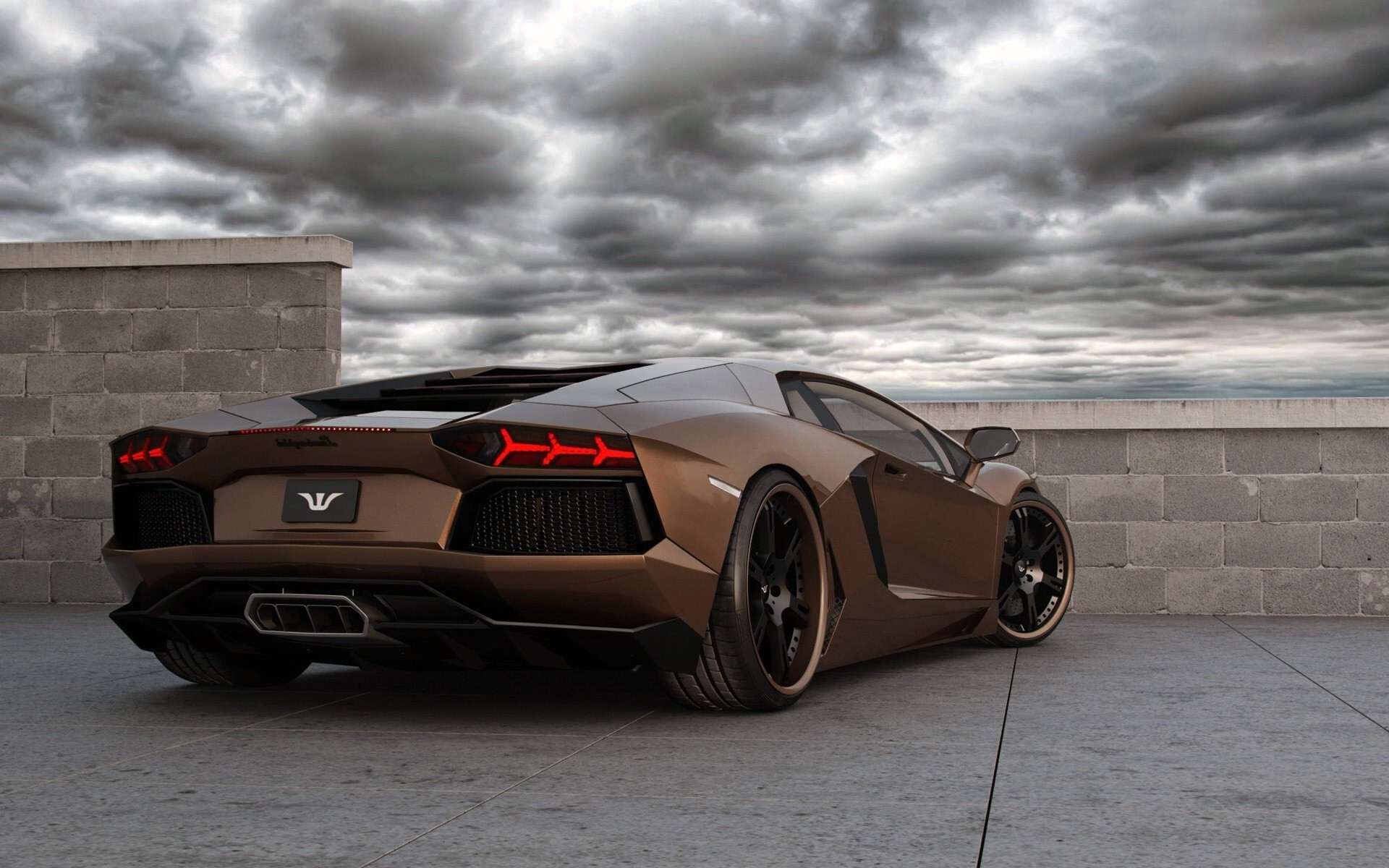 Aventador Lamborghini Car HD Wallpaper | HD Wallpapers