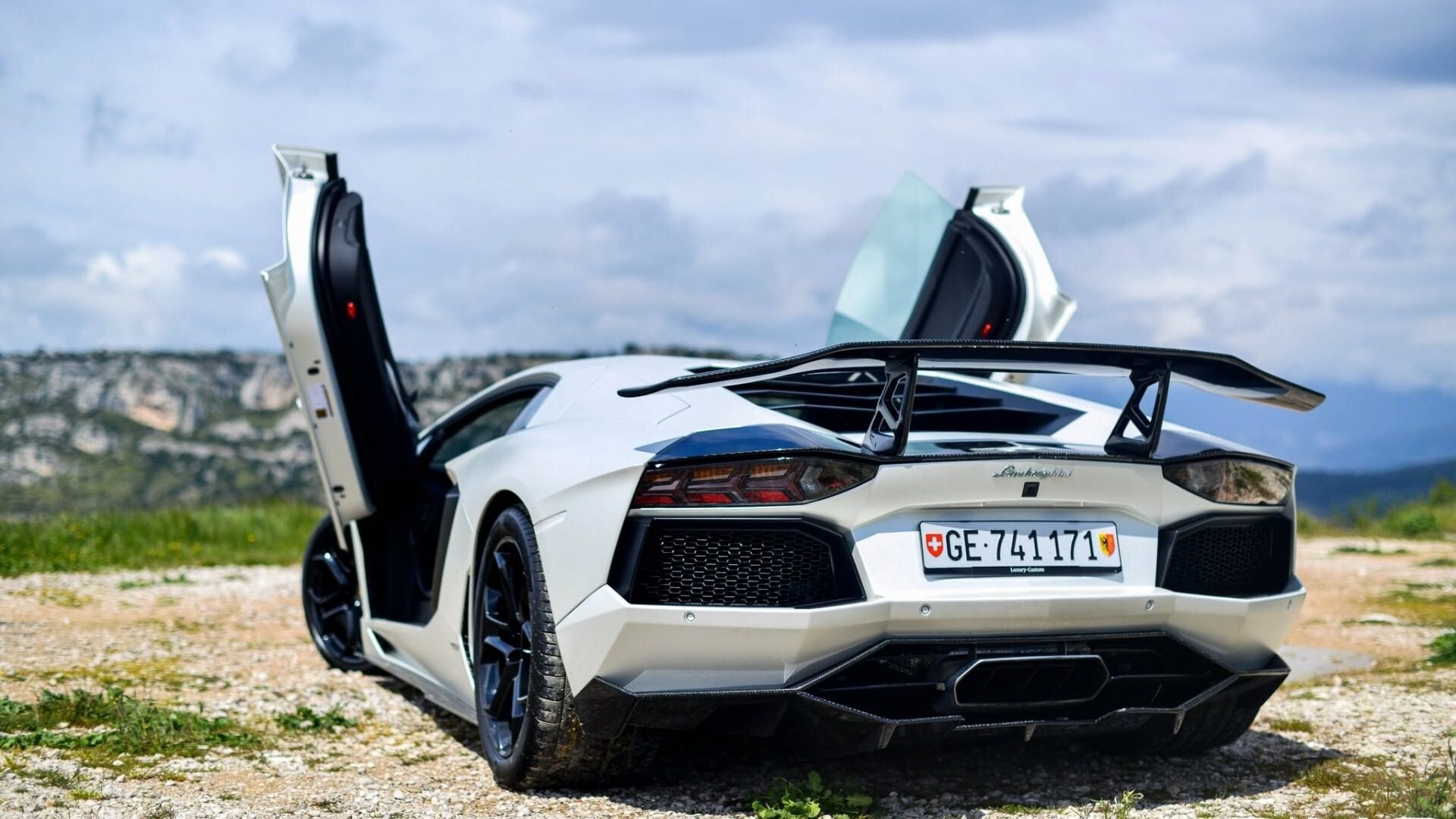... Photos - Lamborghini Aventador White Wallpaper Hd Love Quotes For Her