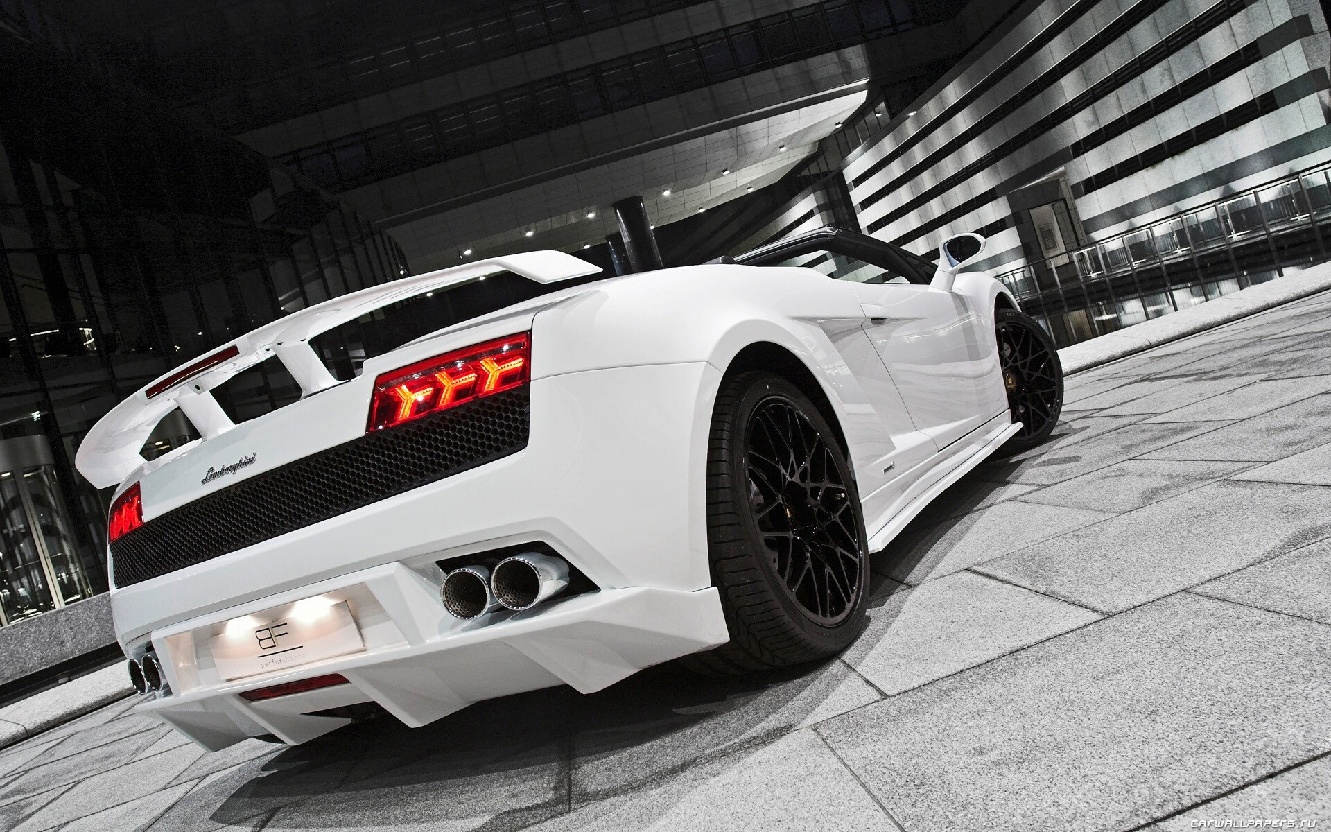 white lamborghini gallardo car hd wallpapers | hd wallpapers