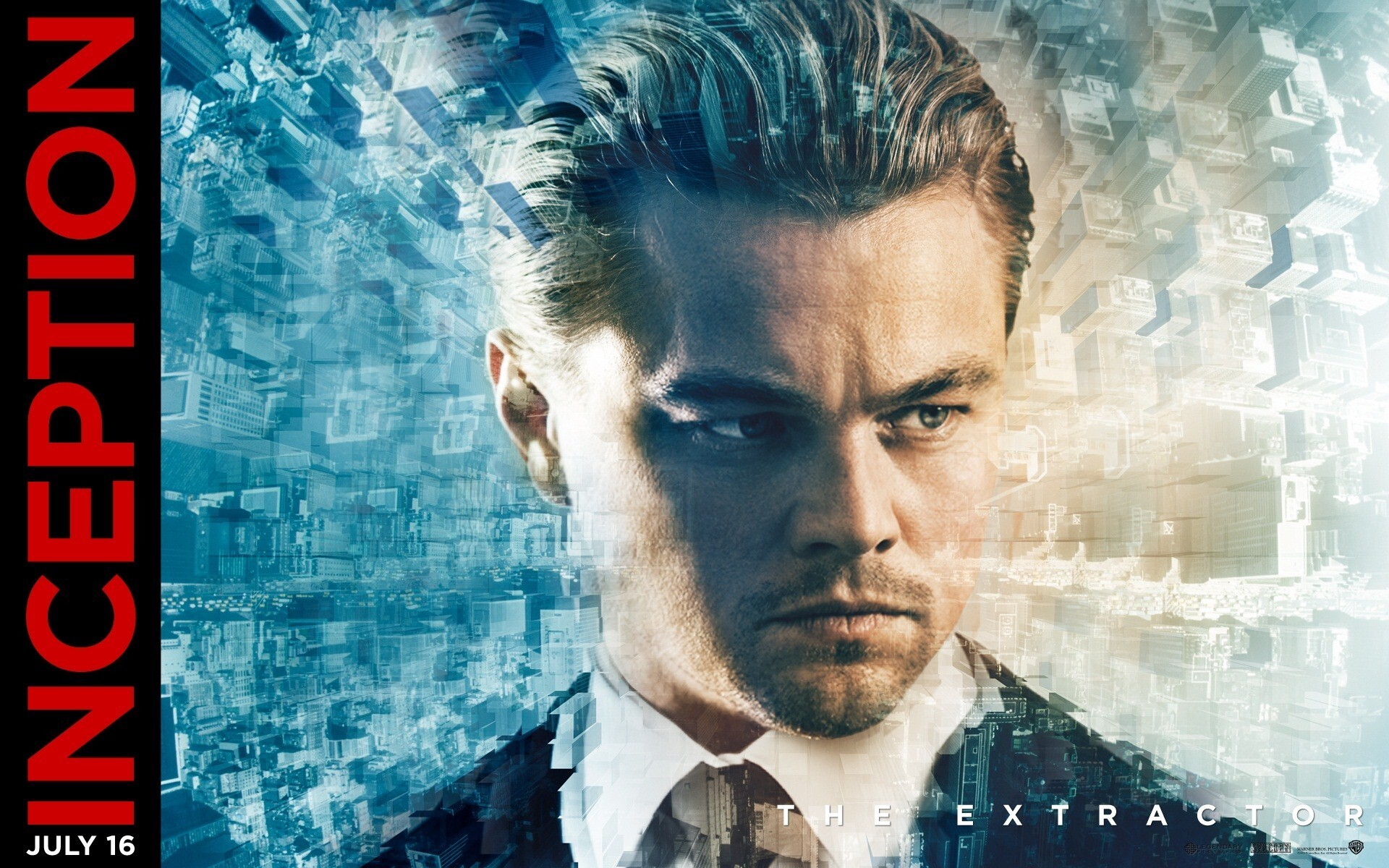 leonardo dicaprio inception movie cover image | hd wallpapers