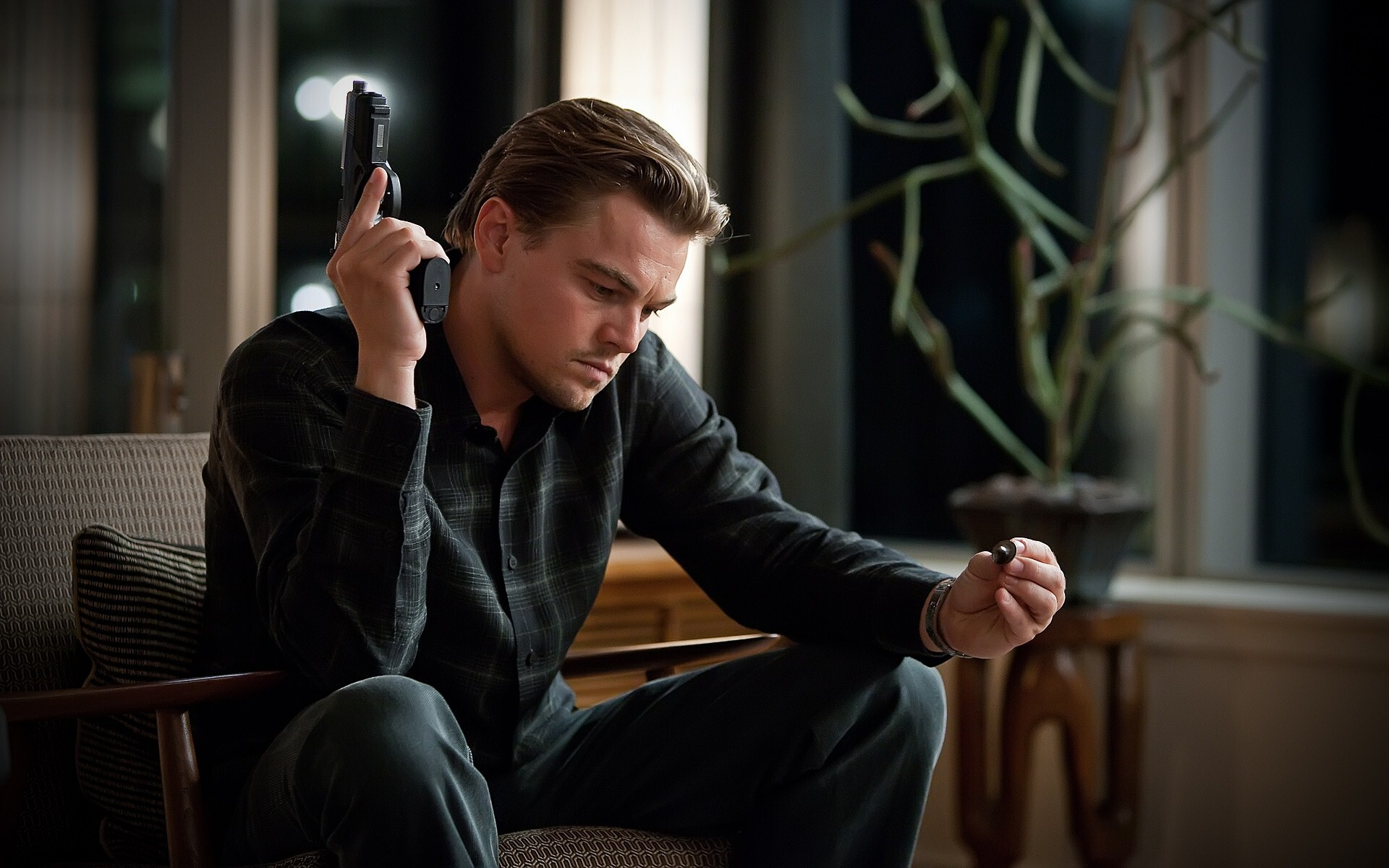 Leonardo Dicaprio Movie Scene Photo Hd Wallpapers