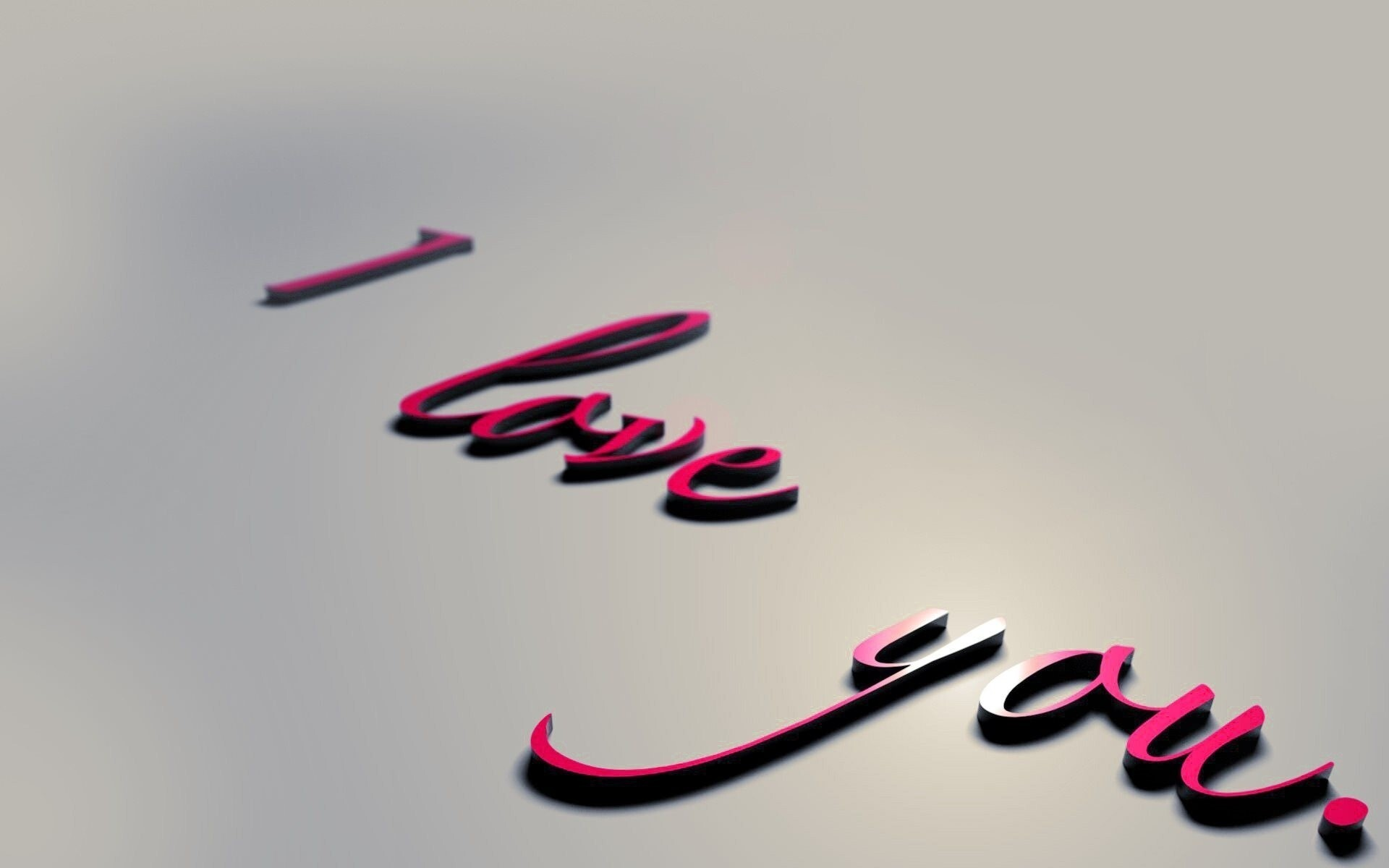Wallpaper Hd 3d I Love You : I Love You Desktop HD Background Wallpapers HD Wallpapers