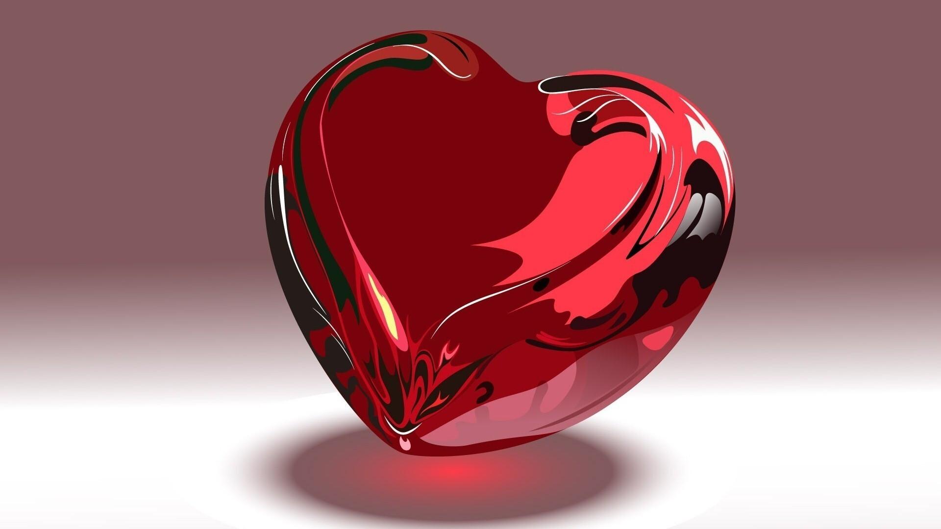 Love Symbol Wallpapers Love Symbol Heart 3d Love