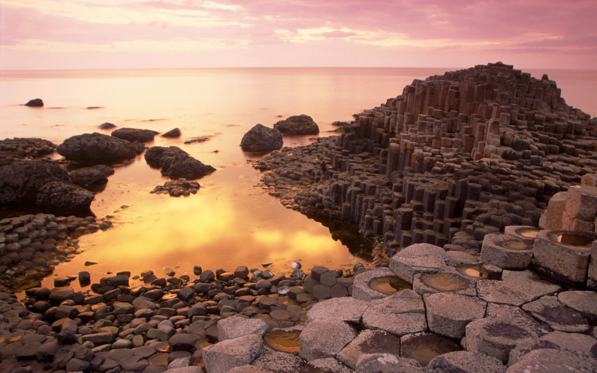 Beautiful Giants Causeway Nature Photo of Antrim Northern ...