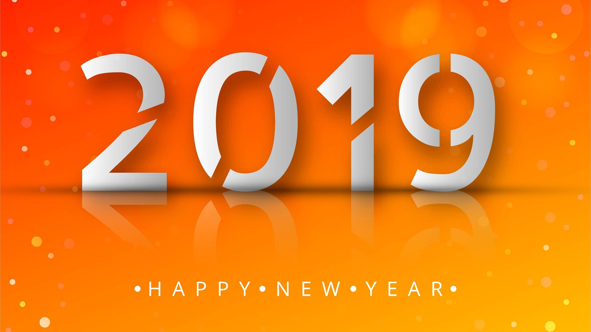 HD Pics of 2019 Happy New Year | HD Wallpapers