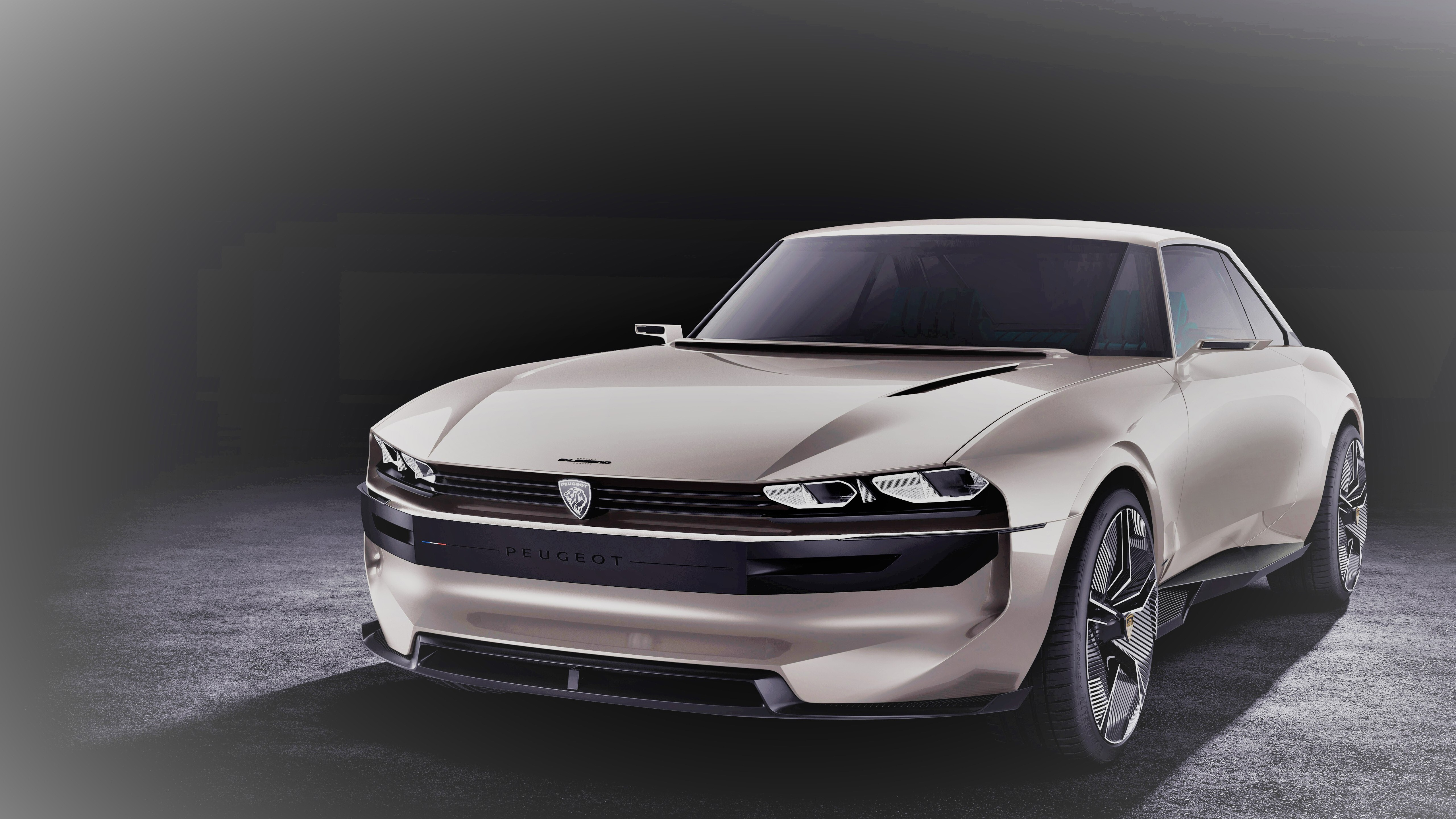Image Peugeot Elegend Concept Car Wallpapers