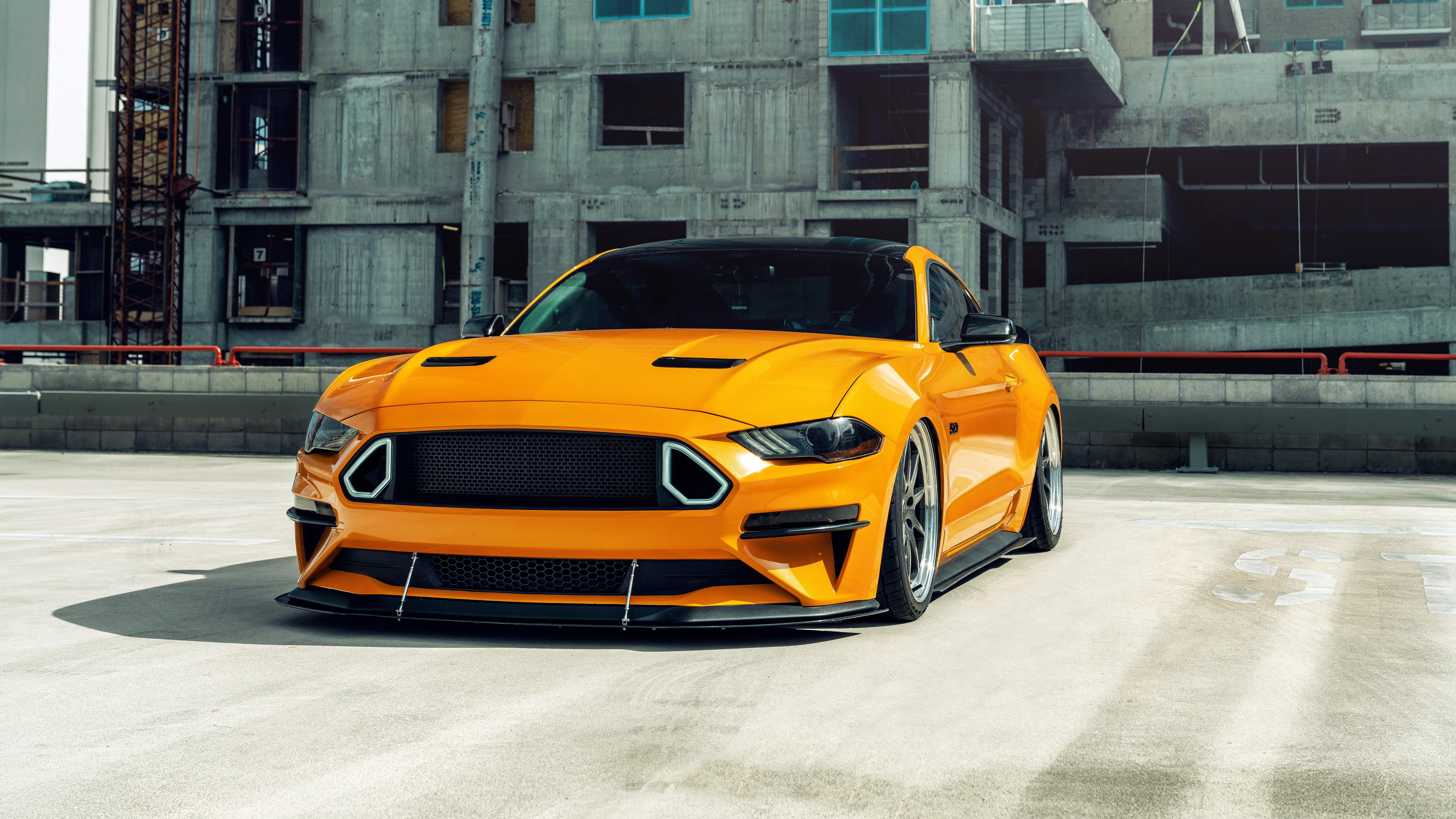 Ford Mustang GT 8K Wallpaper | HD Wallpapers