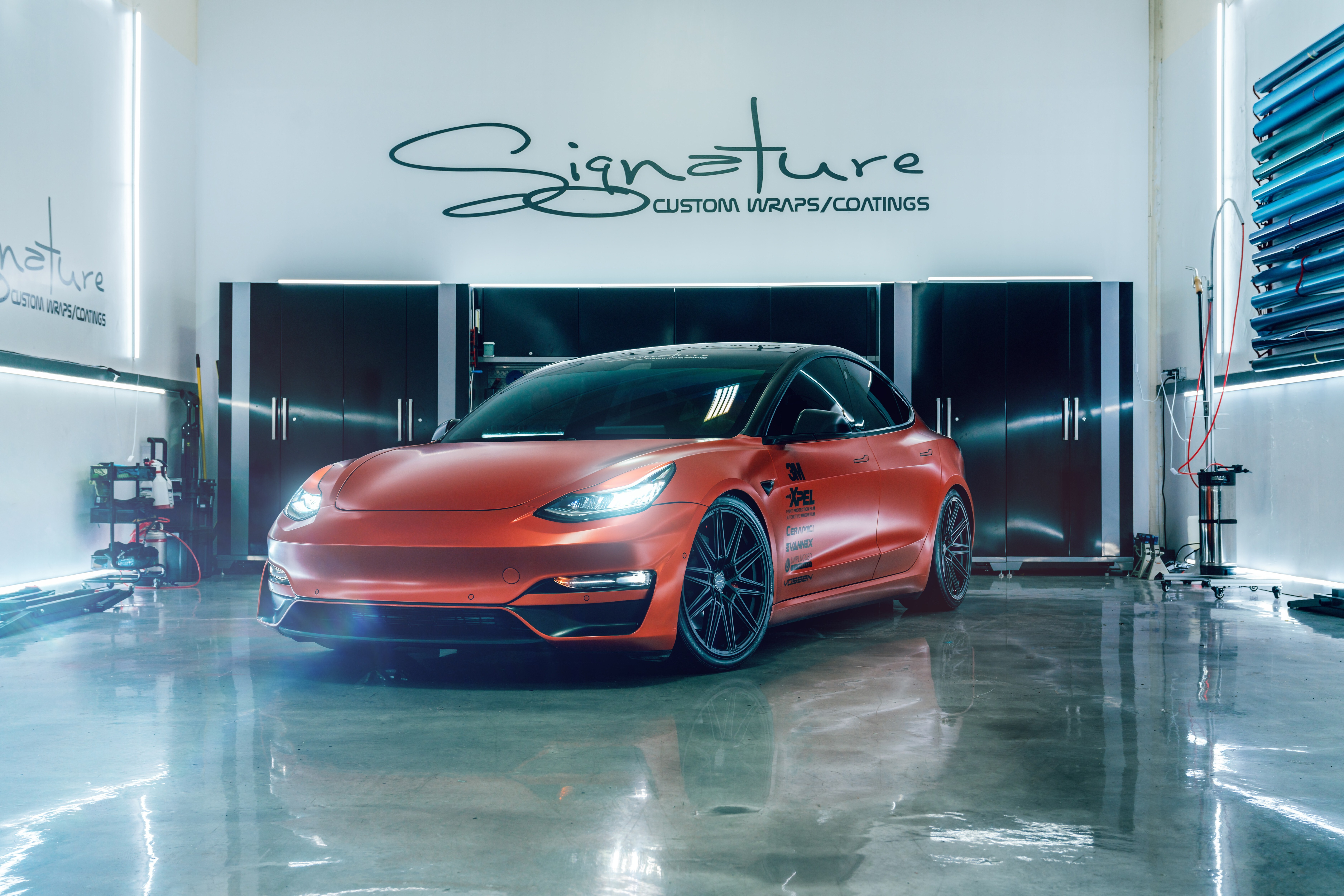 Tesla Model 3 Car 2019 8K Wallpaper   HD Wallpapers