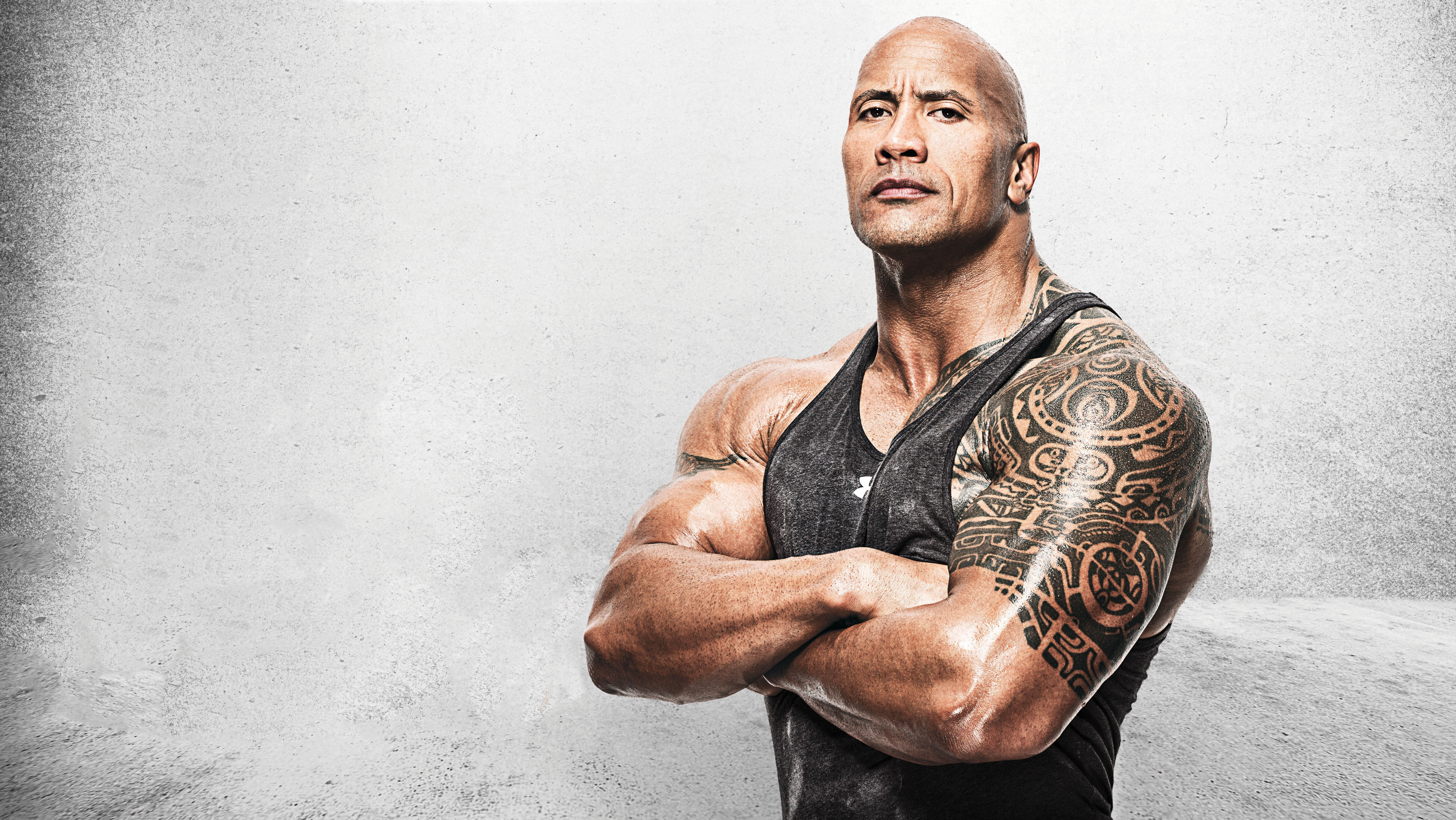 Dwayne Johnson Hollywood Actor 5k Wallpapers Hd Wallpapers