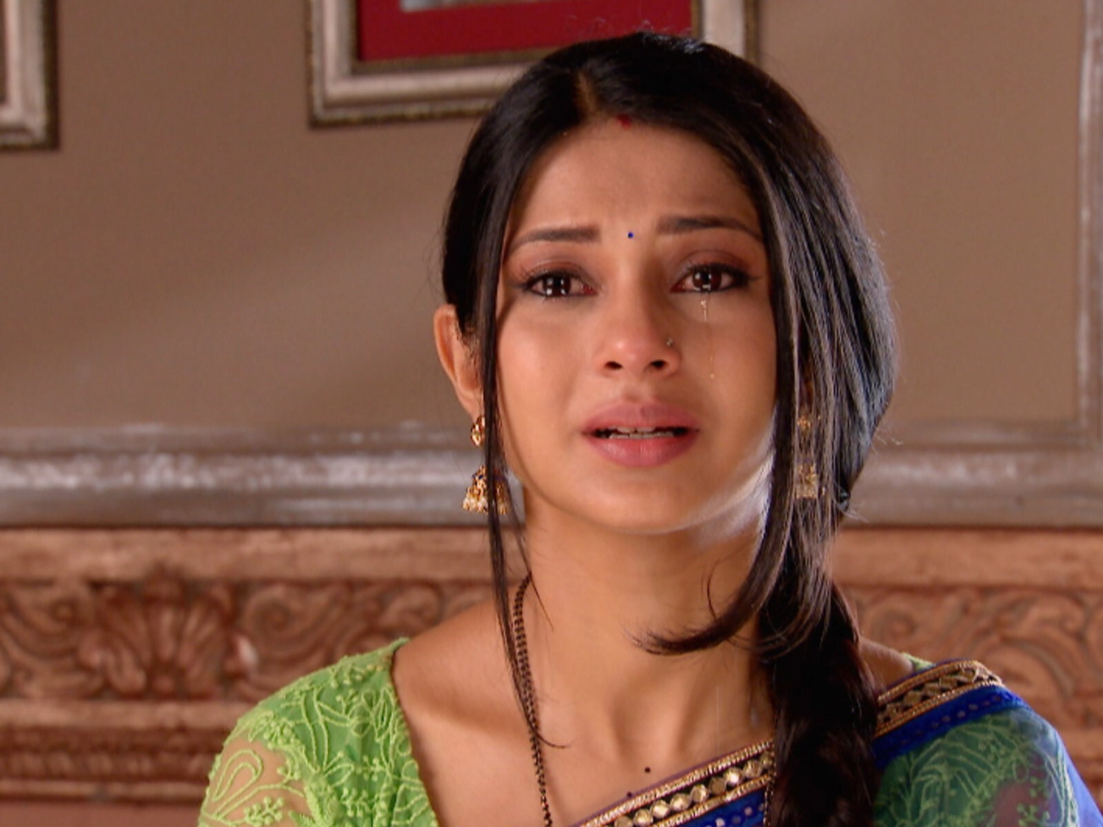 jennifer winget as kumud desai in hindi tv serial saraswatichandra
