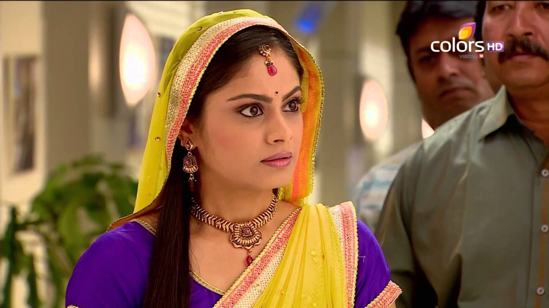 Pratyusha Banerjee As Aanandi On Colors Channel Balika Vadhu Hindi