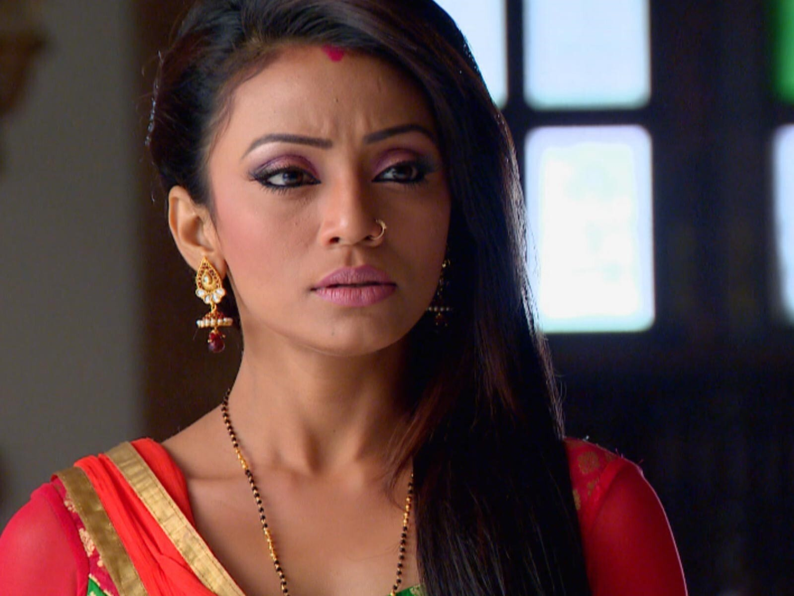 Soni Singh As Kalika In Saraswatichandra Hindi TV Serial