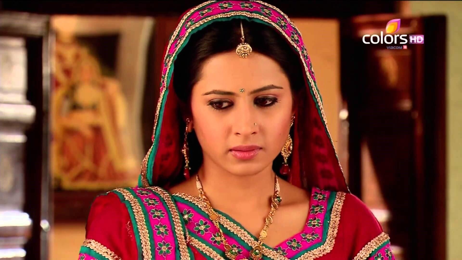 Sriti Jha As A Ganga On Tv Serial Balika Vadhu Hd Wallpapers