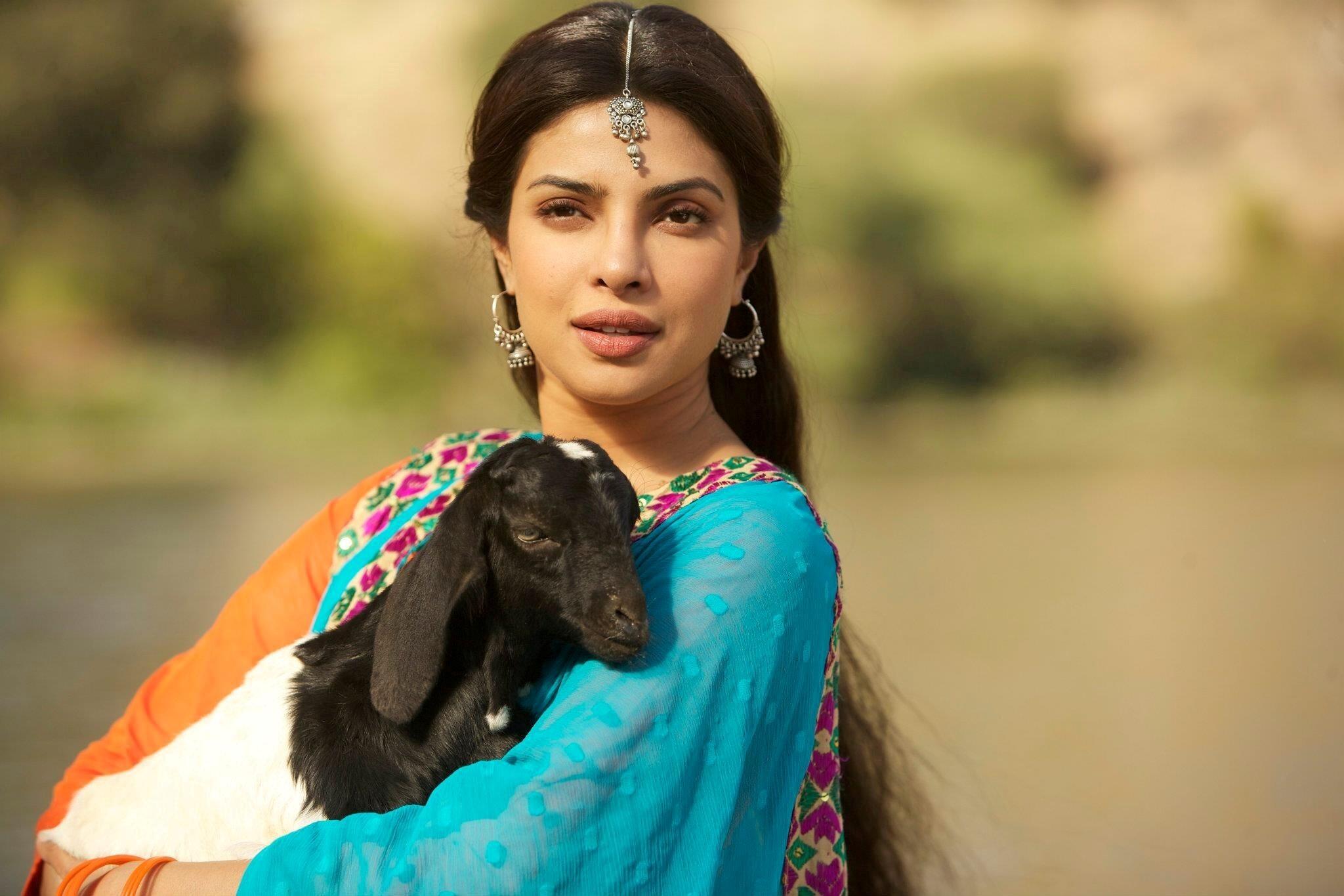 priyanka chopra in saree | hd wallpapers