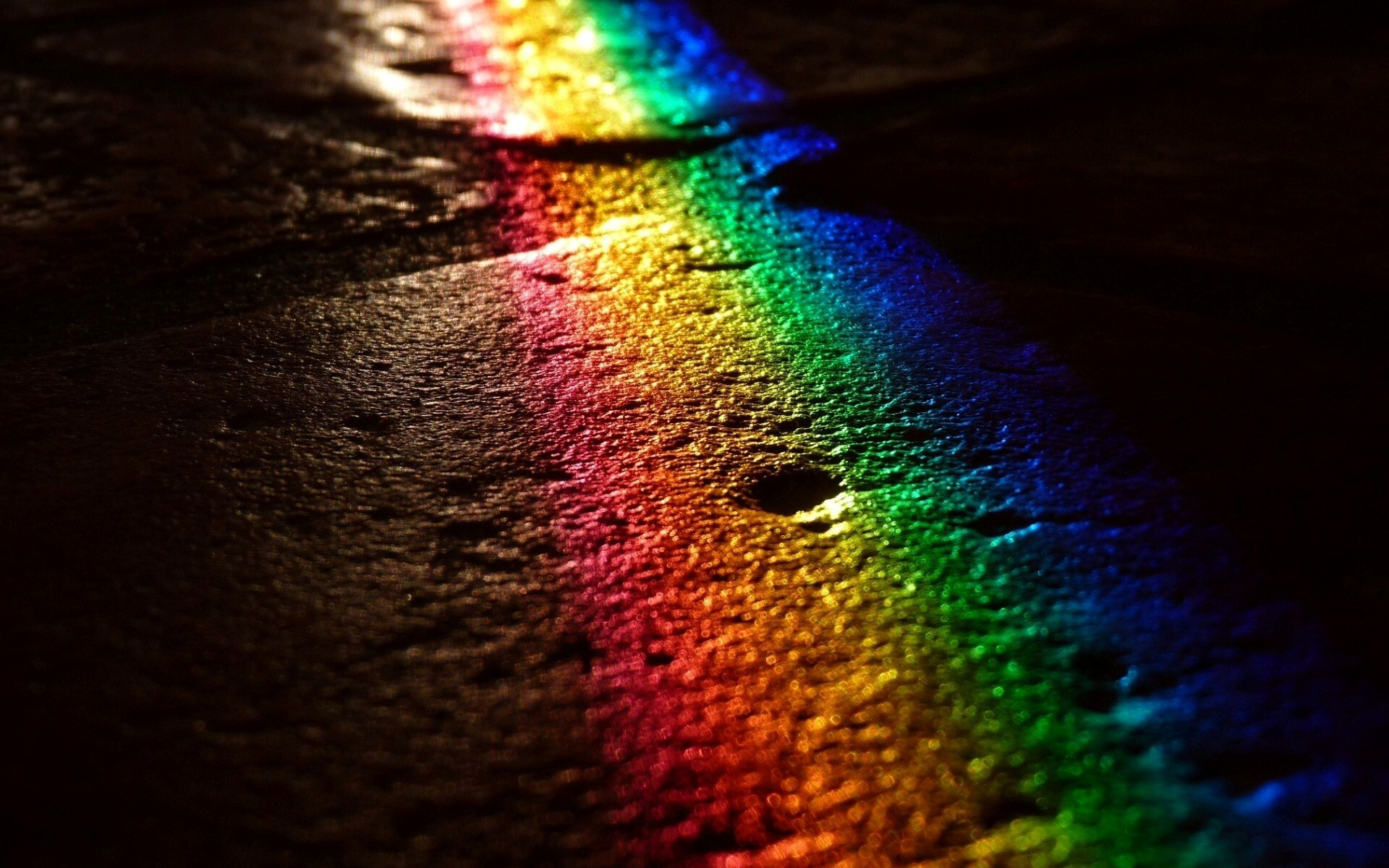In The Shadow of Rainbows
