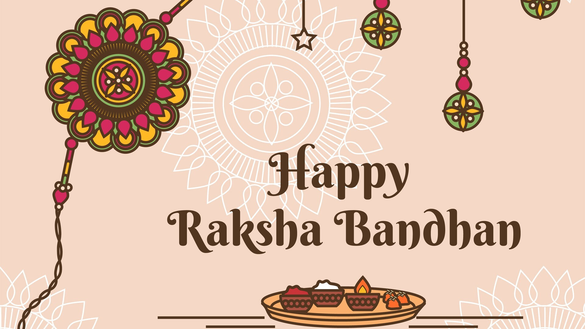 Happy Raksha Bandhan 2018 Hd Wallpaper Hd Wallpapers