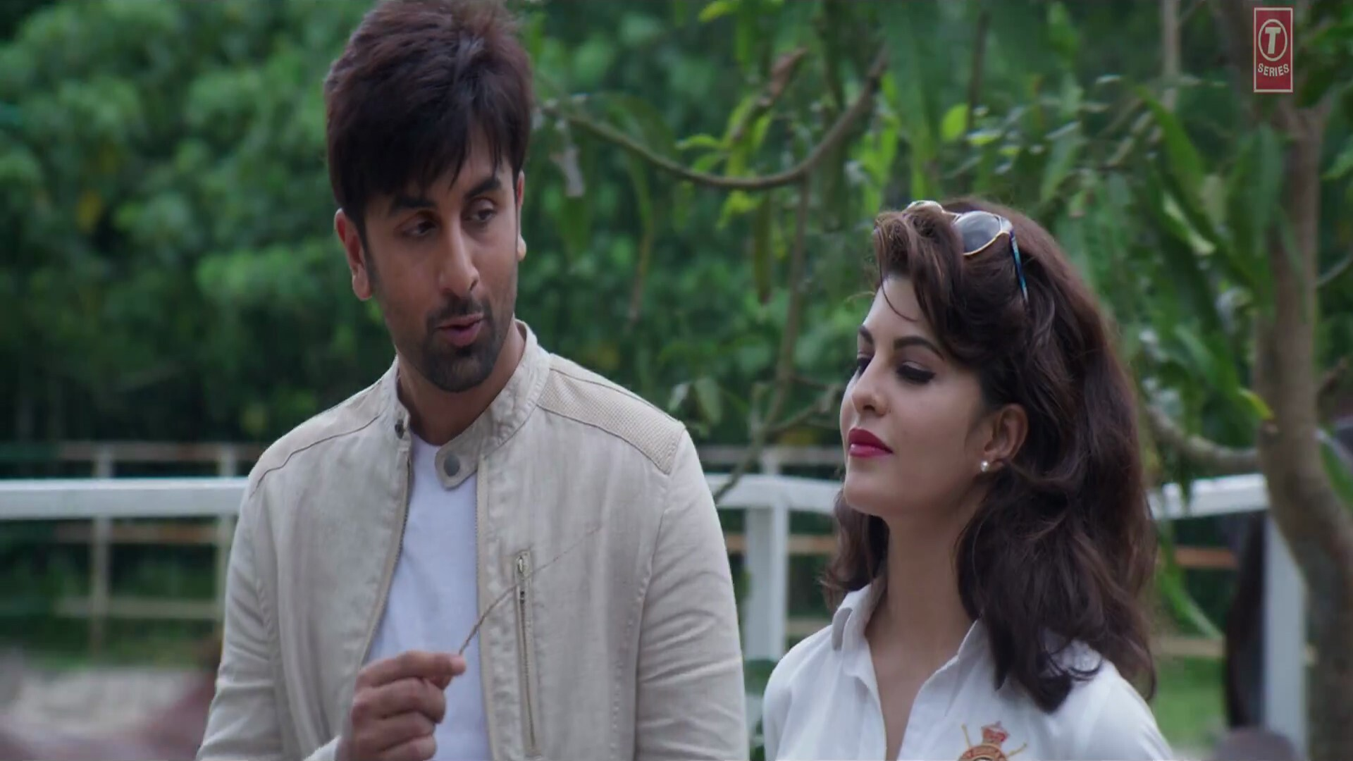 ranbir kapoor and jacqueline fernandez in new bollywood movie roy hd