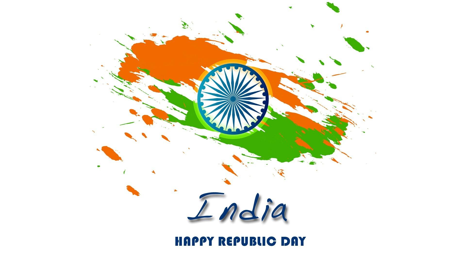 26 January Happy Republic Day Hd Desktop Photo Background Hd
