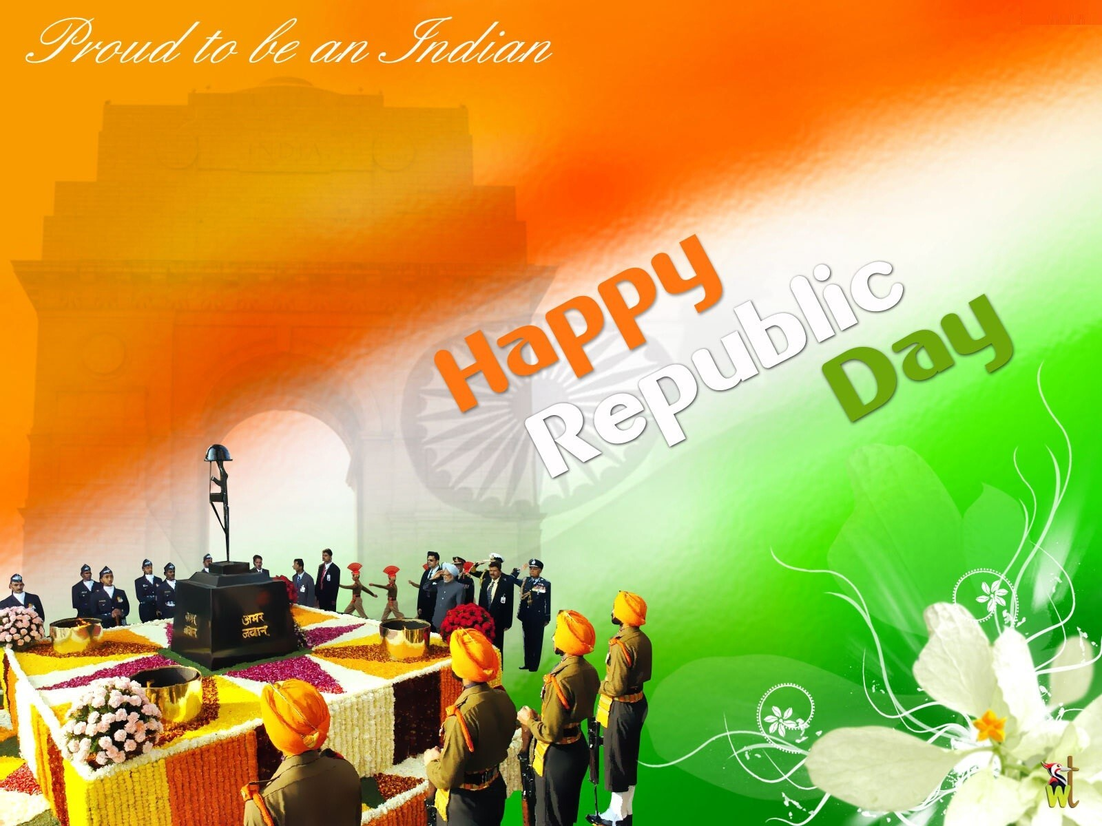 Happy Republic Day 2014 Of India Images Hd Wallpapers