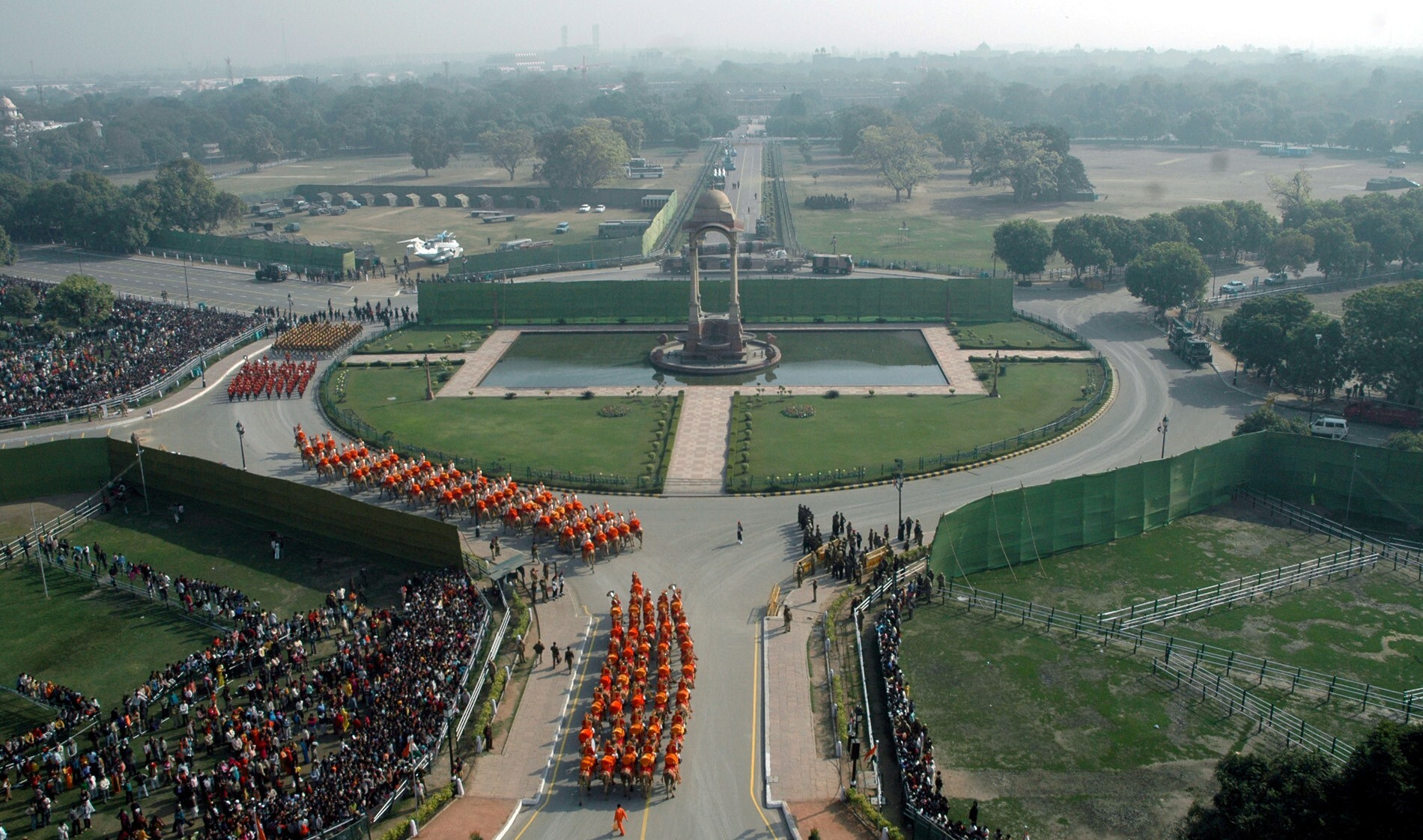 Pared At India Gate On Indian Republic Day Photos Hd Wallpapers