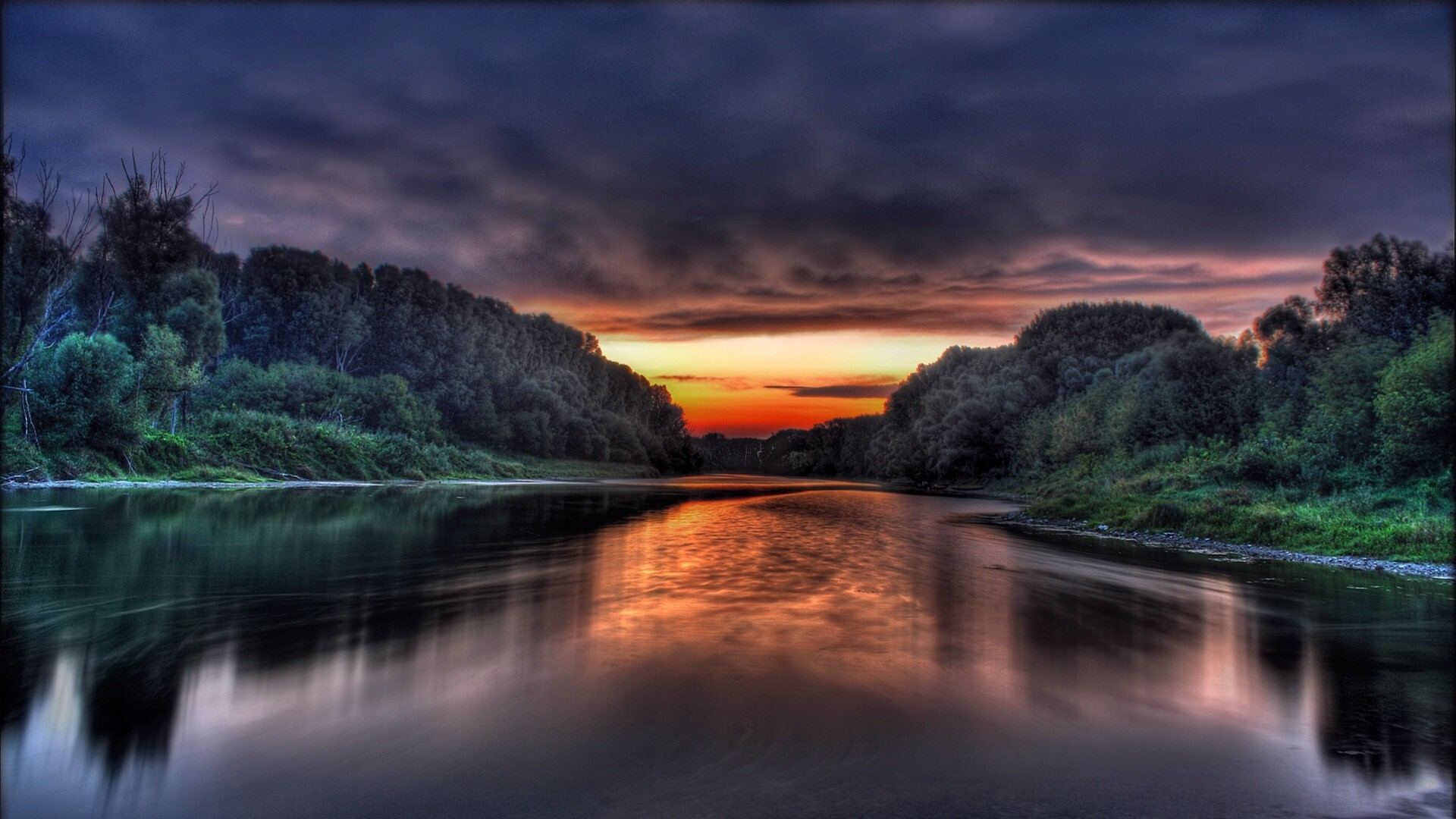 river nile night look wallpapers hd wallpapers