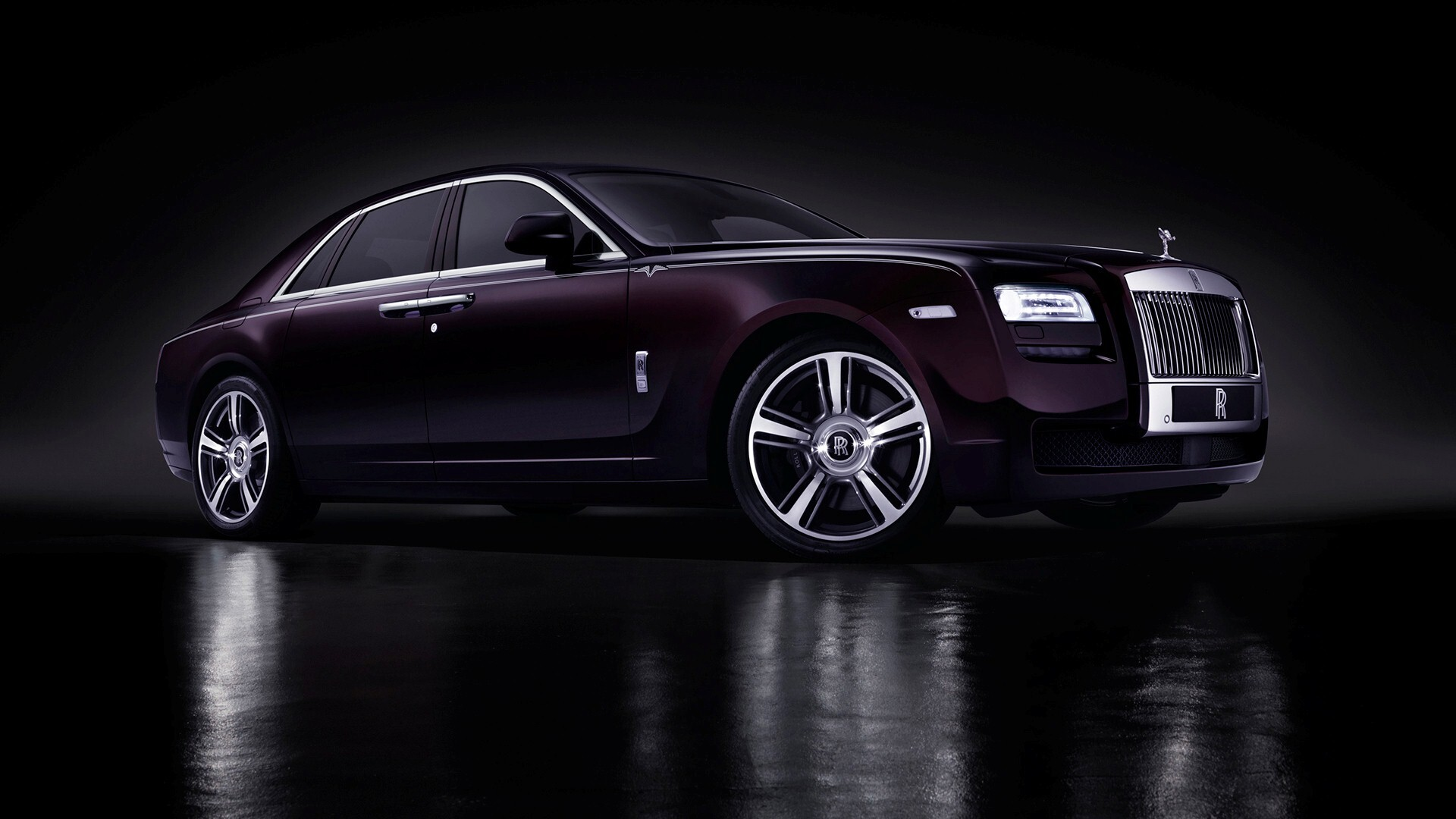 2015 Rolls Royce Ghost Royal Car HD Wallpaper | HD Wallpapers