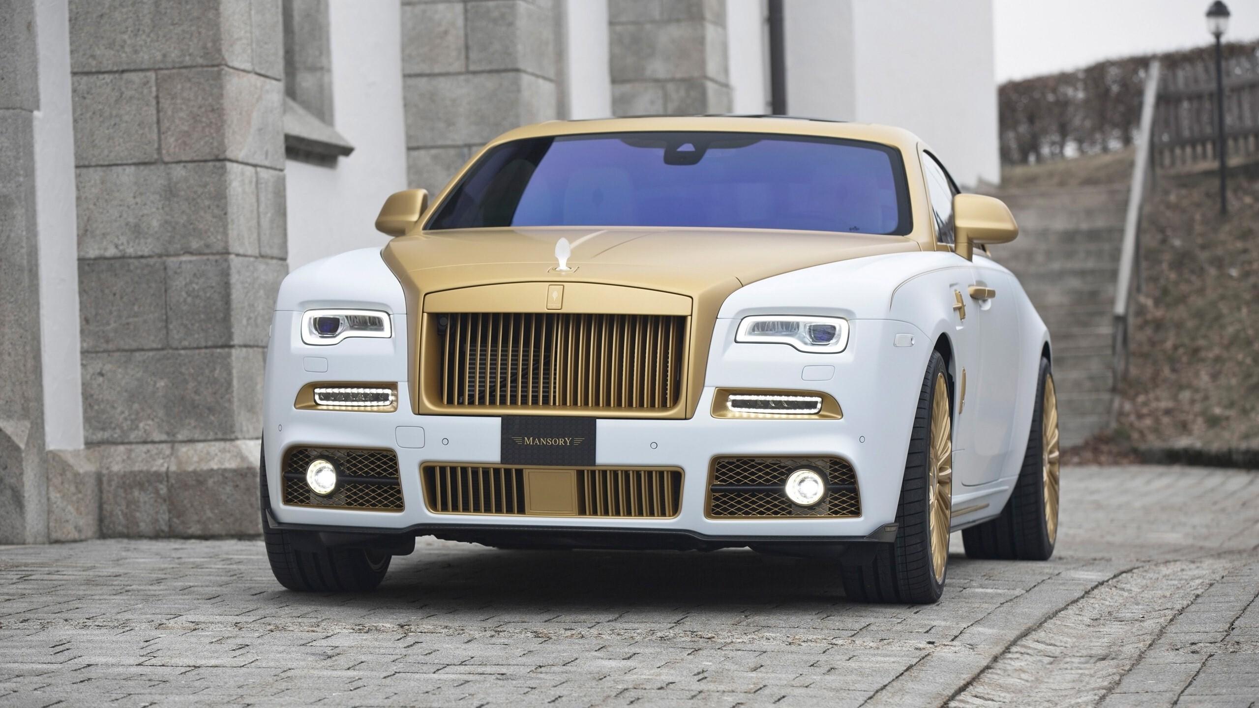 Mansory Rolls Royce Car Wallpaper Hd Wallpapers