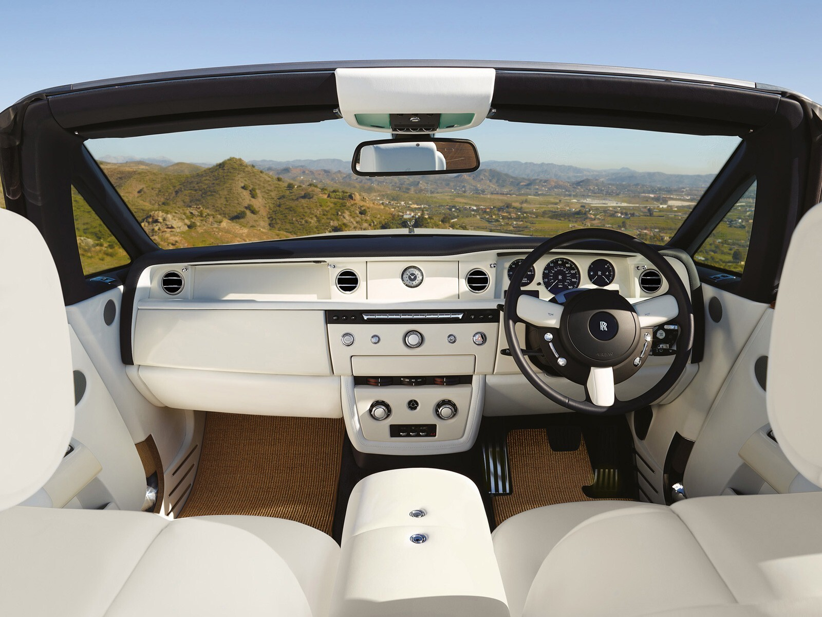 Rolls Royce Phantom Drophead Coupe Series 2 Interior Hd Wallpapers