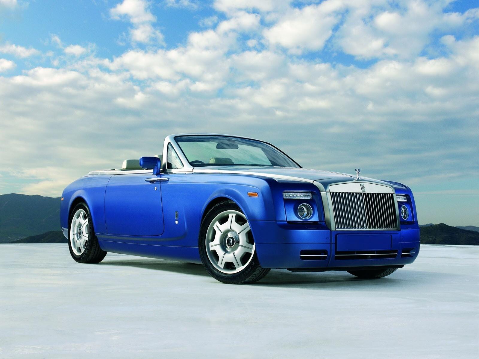 Rolls Royce Phantom Drophead Coupe Wallpaper   HD Wallpapers