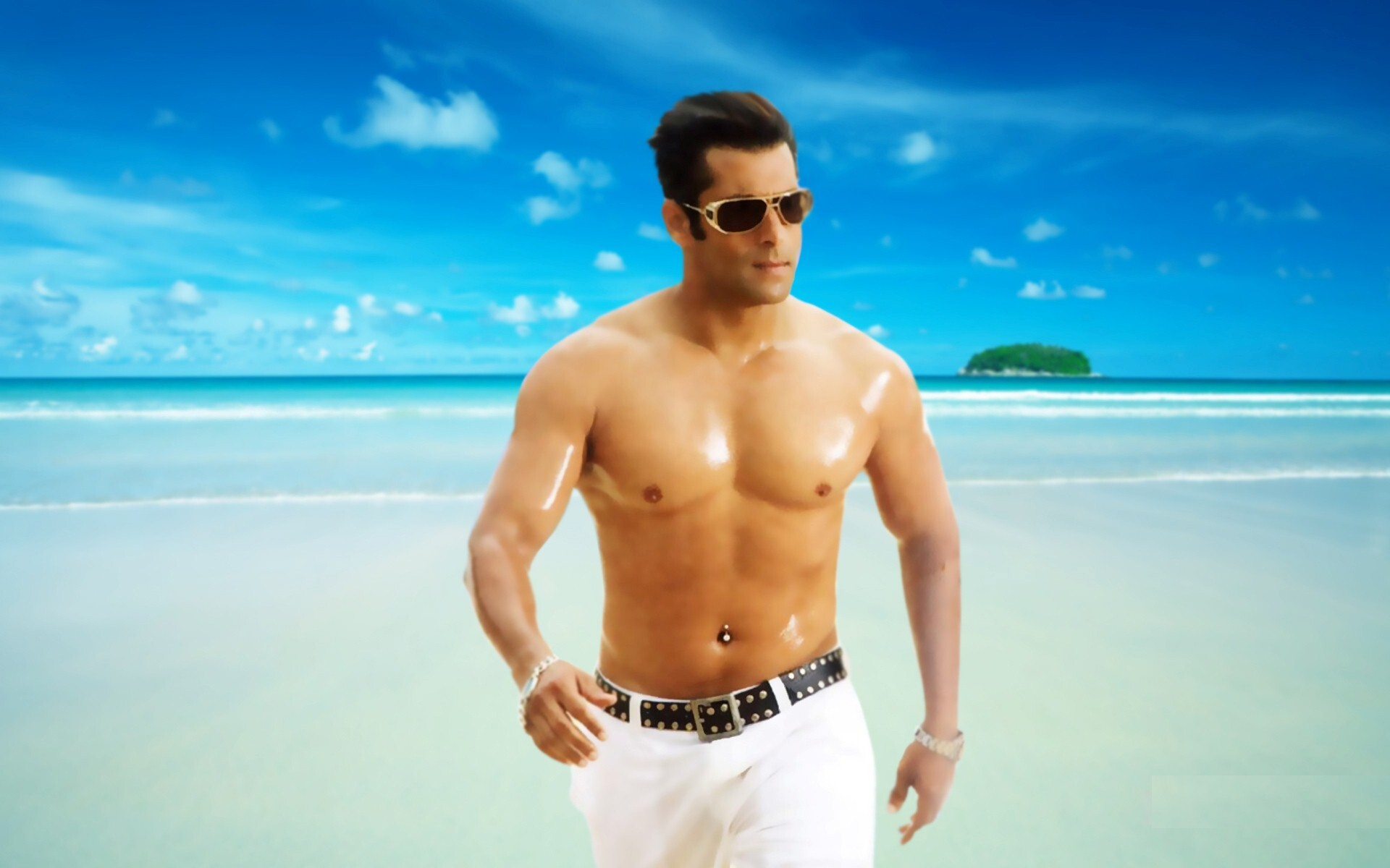 Bollywood Actor 6 Pack Body Of Salman Khan In Movie Scene Hd Photos